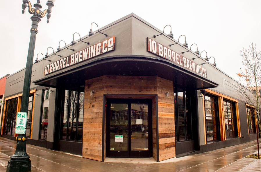 10 Barrel Brewing Co. in the Pearl District