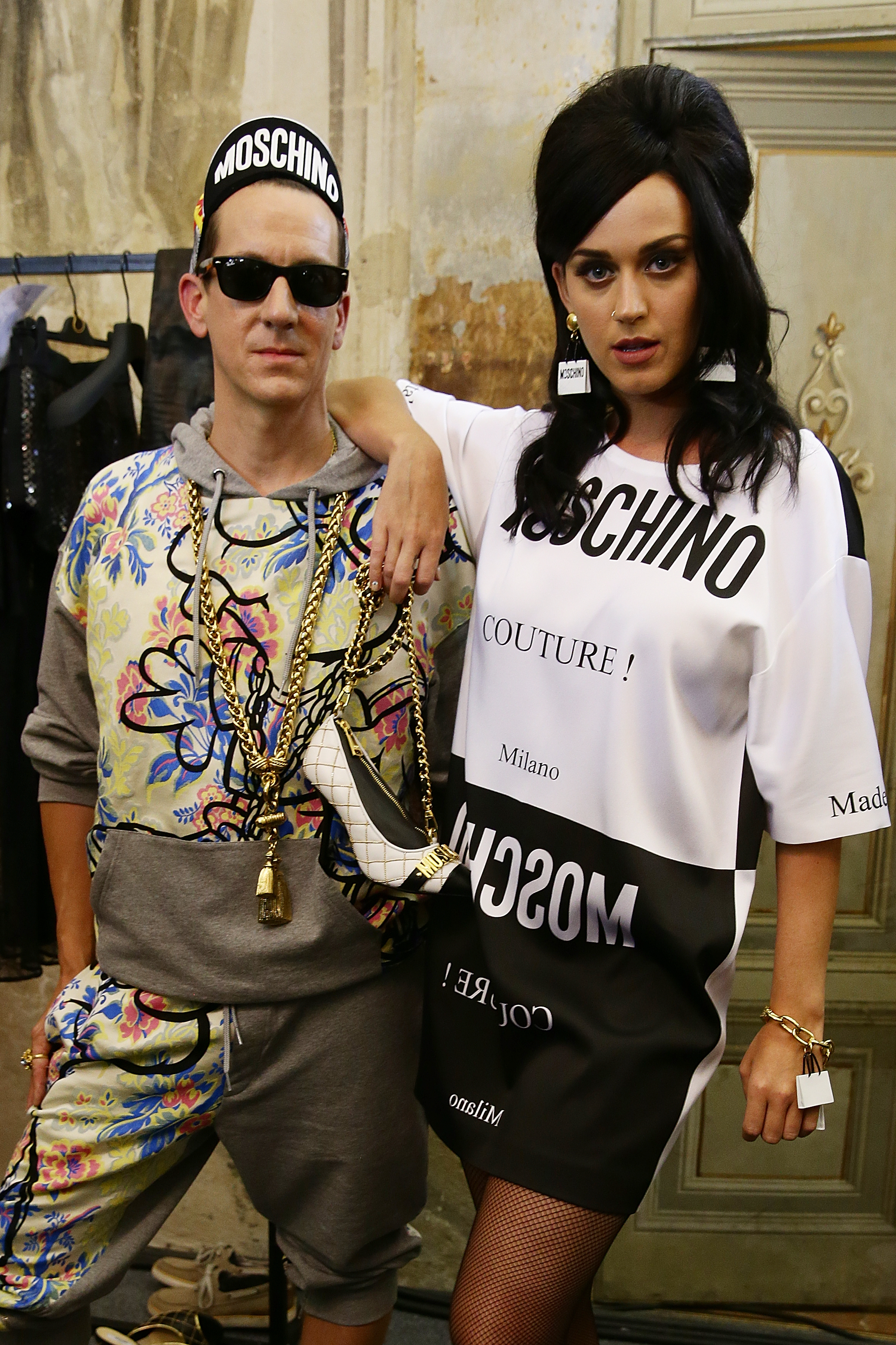 71a5f37bf00b Moschino s Sales Increased Tenfold Since Hiring Jeremy Scott.