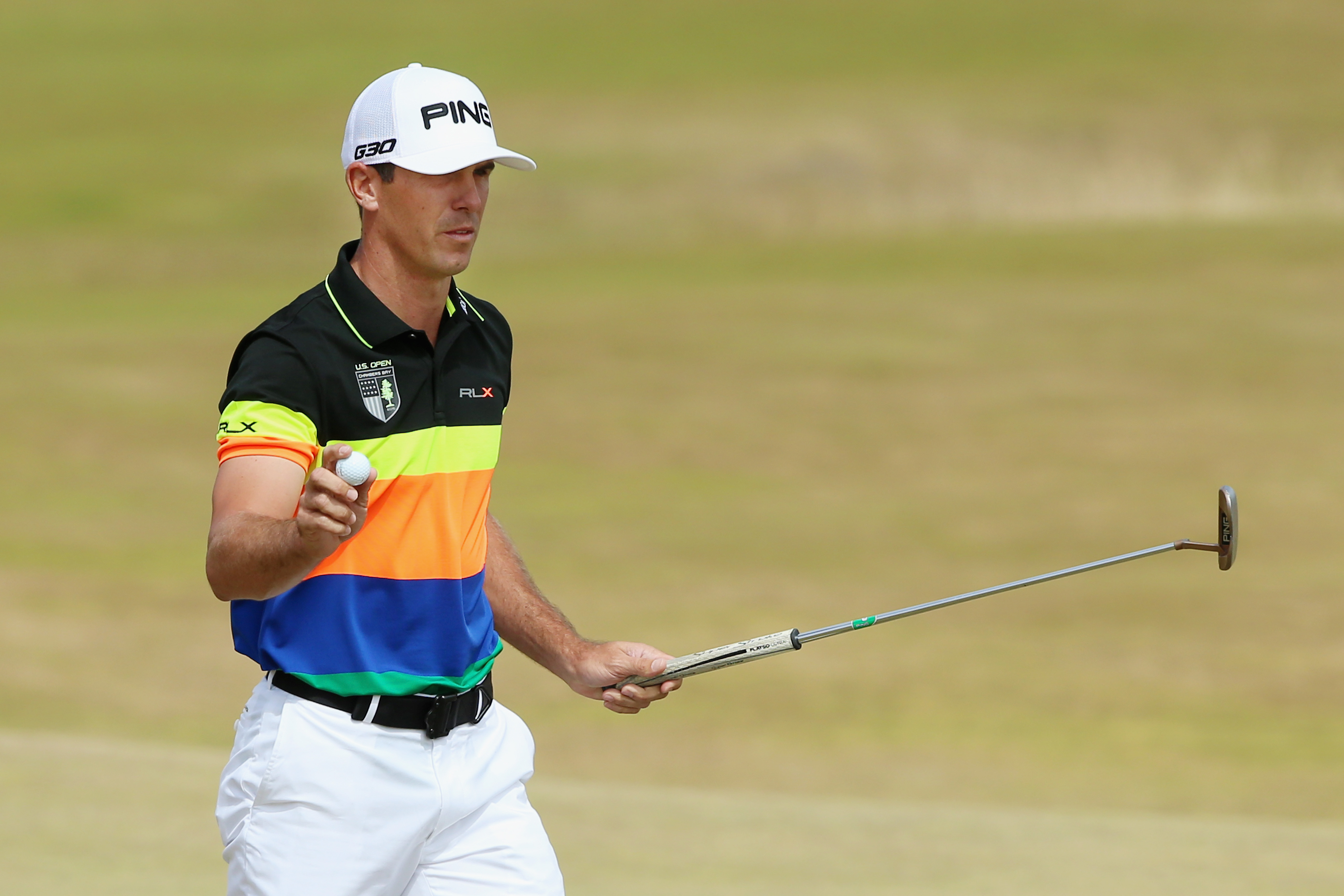 Billy Horschel implies USGA is lying about condition of 'worst greens he's ever putted on'