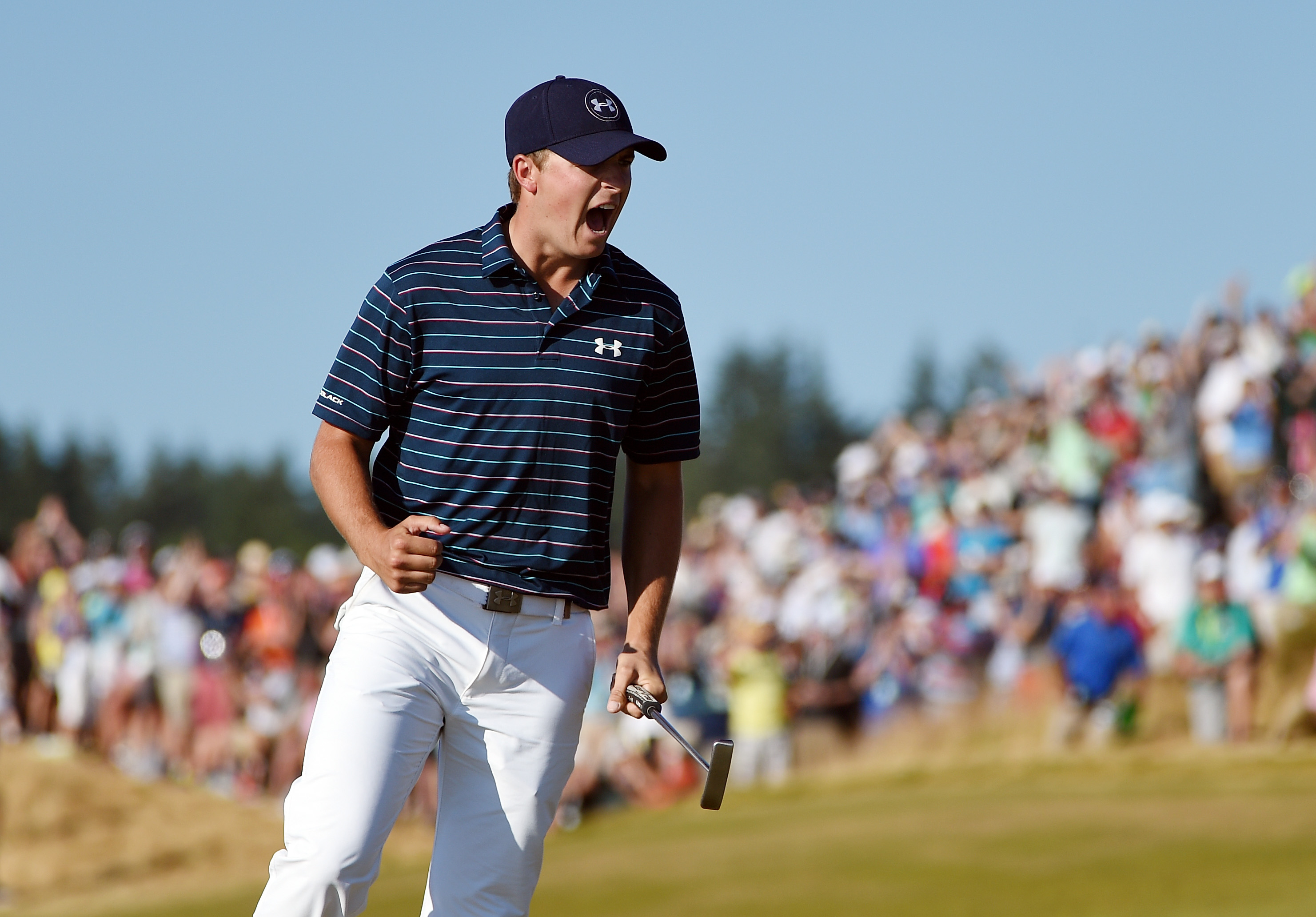 What we learned at the U.S. Open: Jordan Spieth is the golden child and Rory McIlroy's new rival