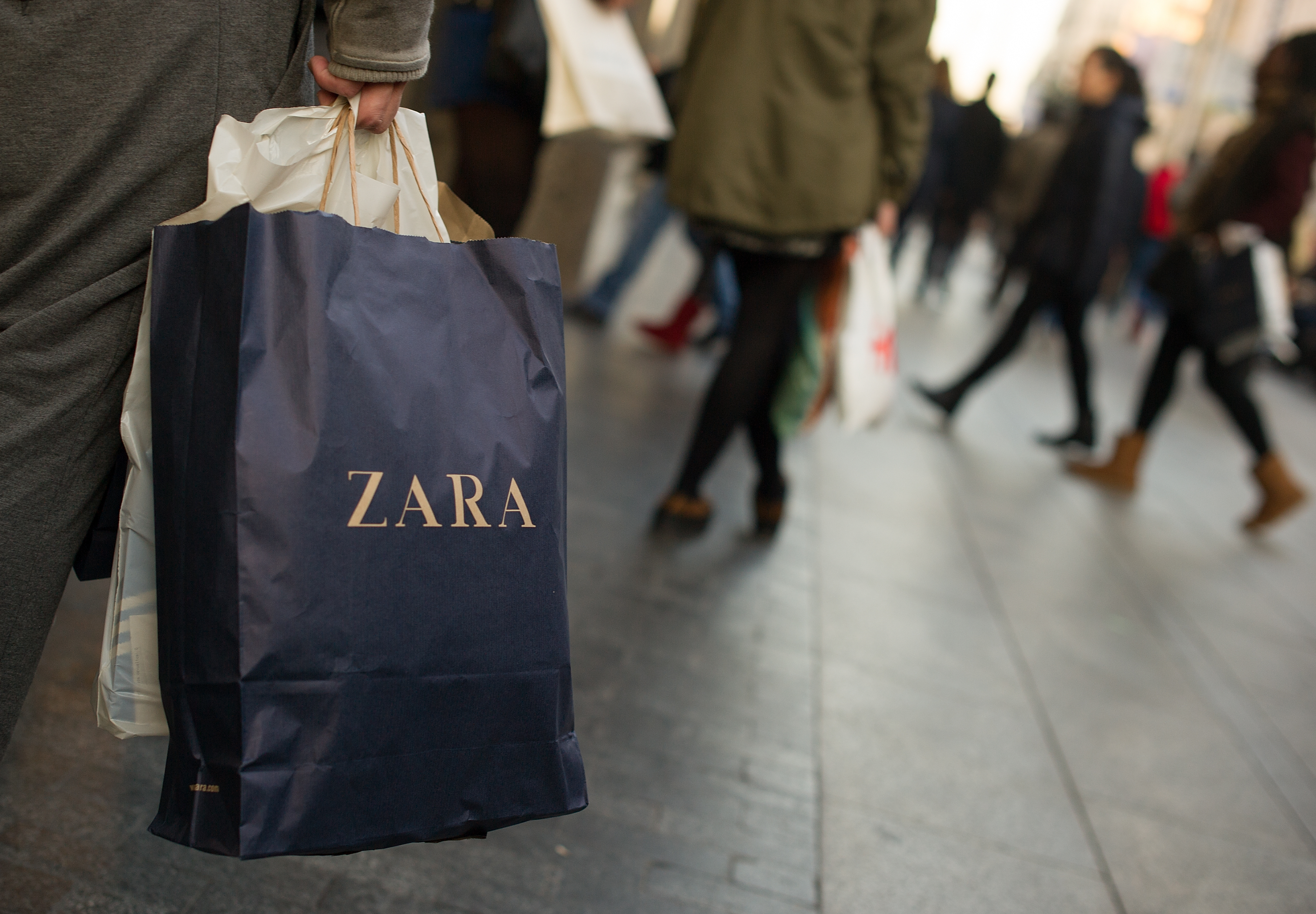 9b993577e6ff Zara Used a Code Word to Allegedly Profile Black Shoppers