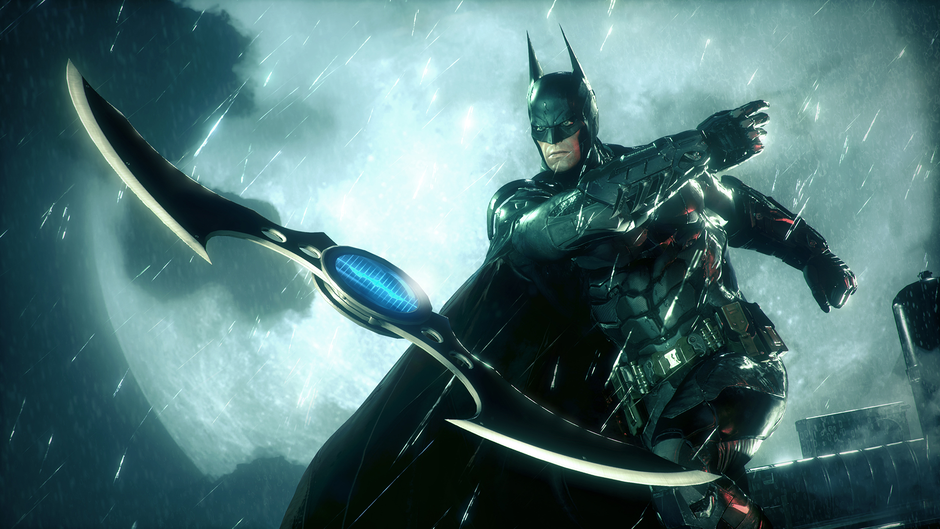 Batman: Arkham Knight on PC is a train wreck at launch