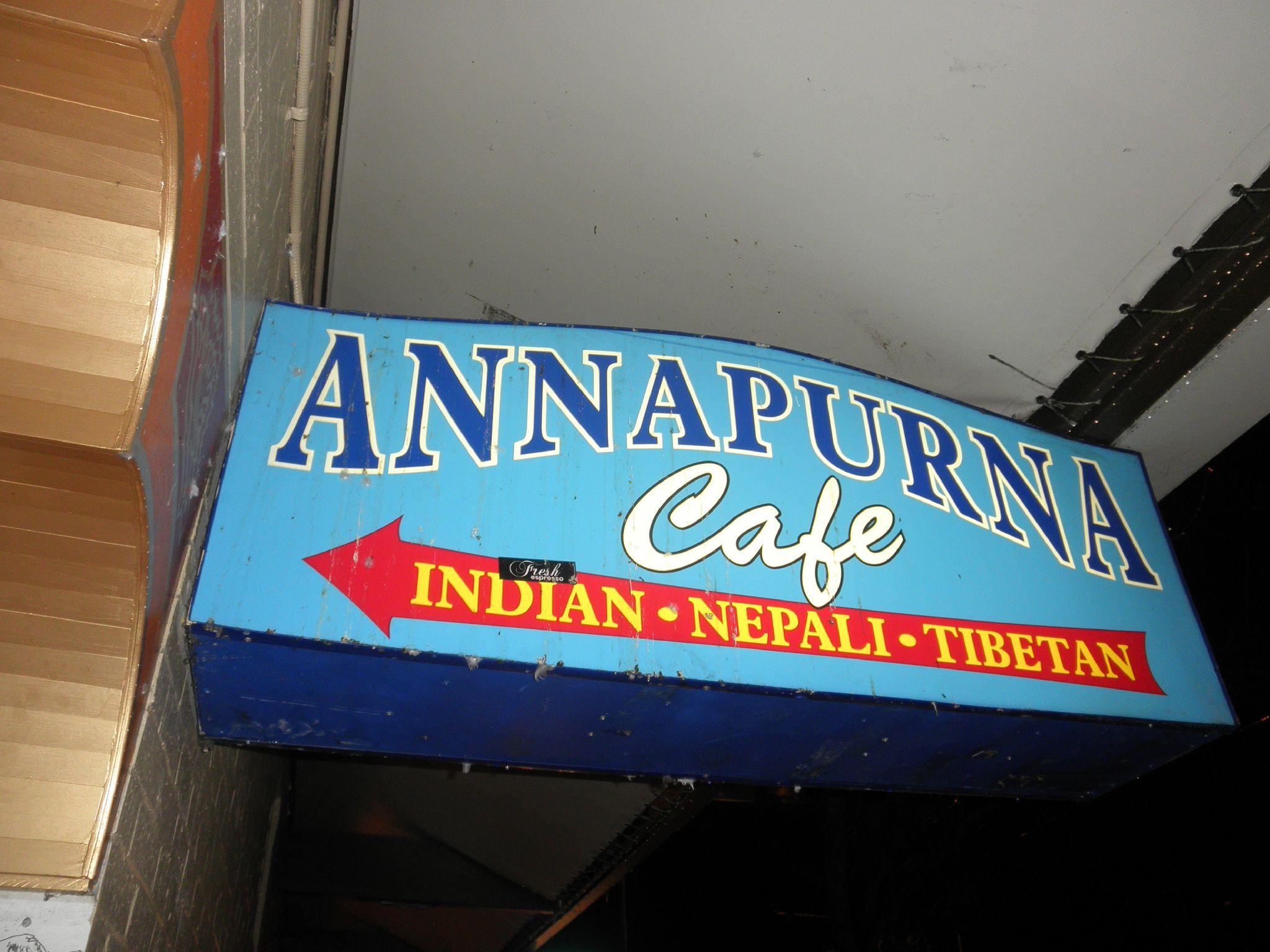Annapurna Restaurant Opens New Yeti Bar
