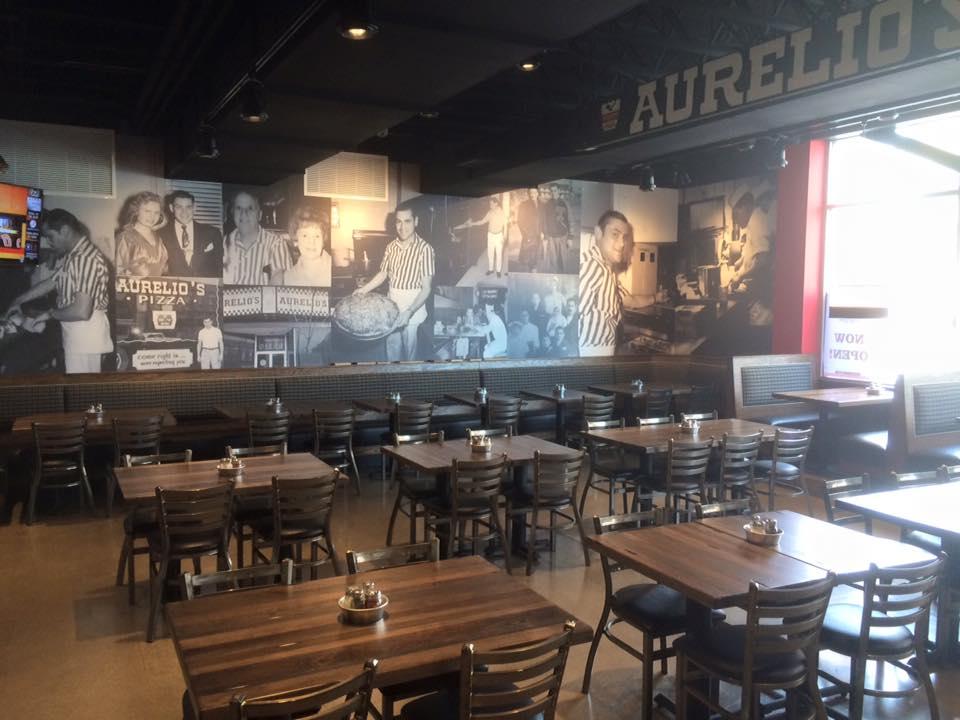 Aurelio's Pizza South Loop