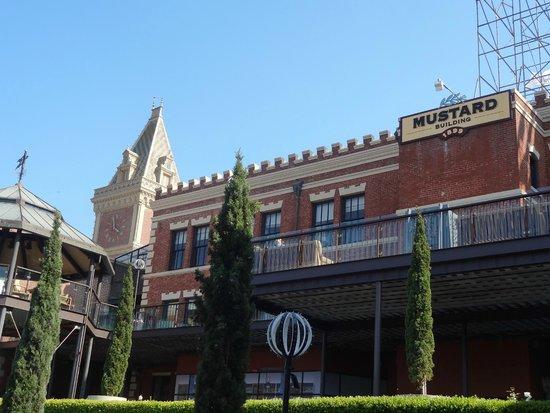 Ghirardelli Square- The Mustard Building