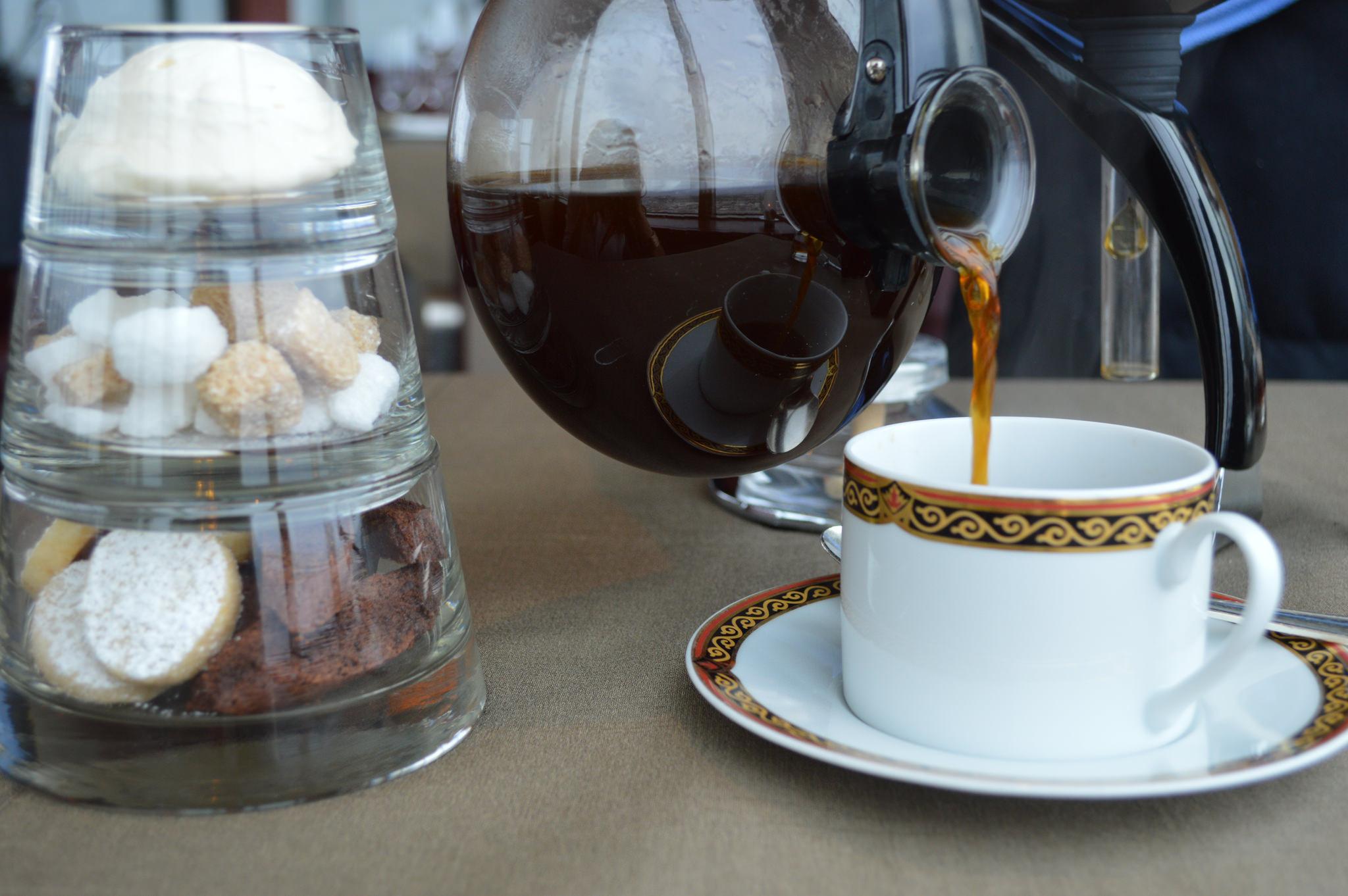 Alizé coffee service