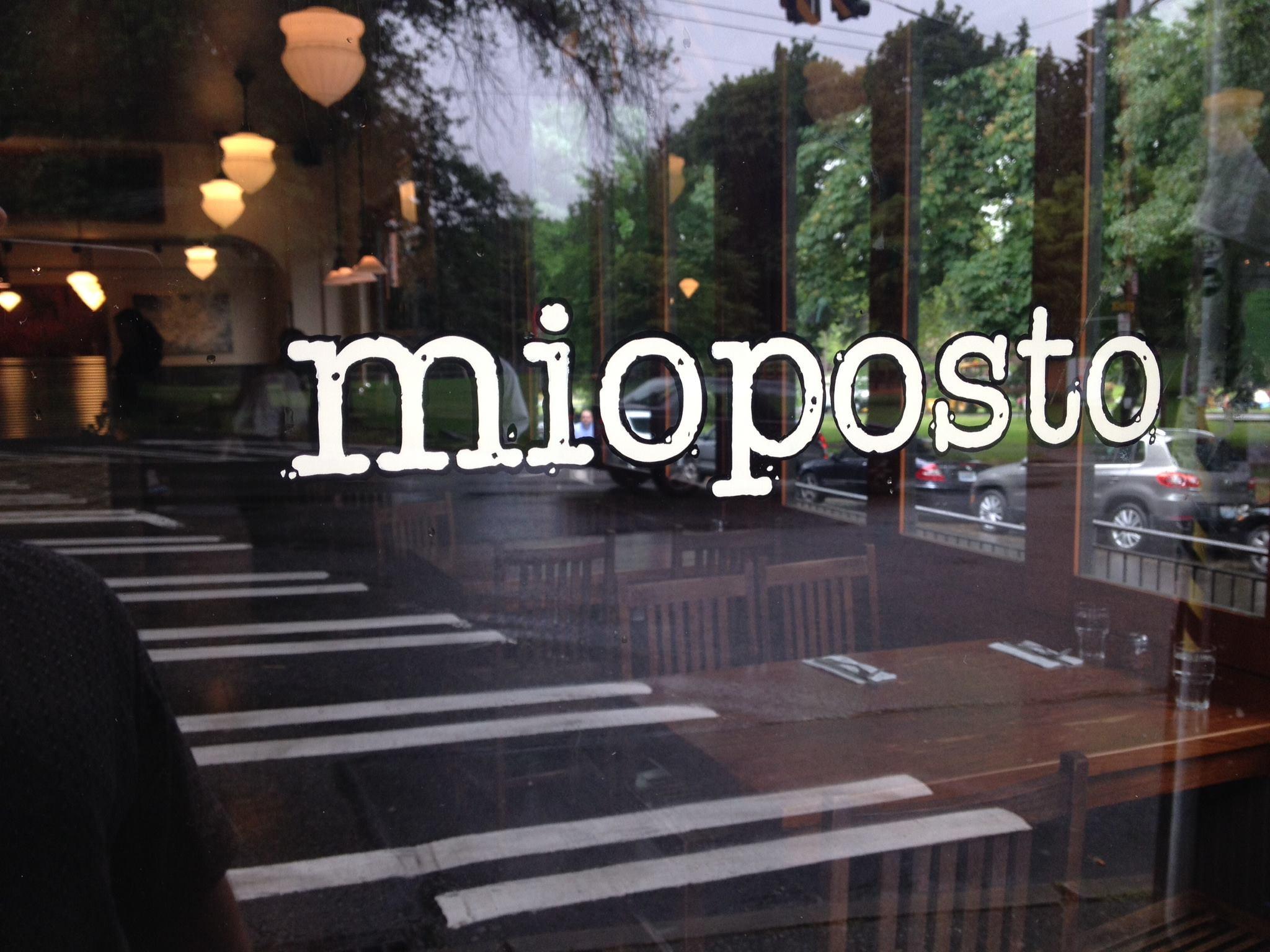 Mioposto will open its third restaurant in West Seattle August 6.