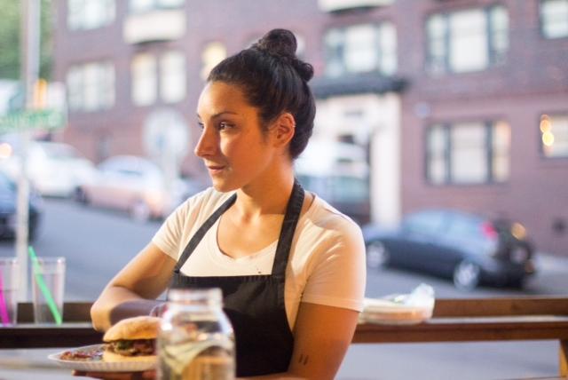 Chef Geneva Melby of Panino