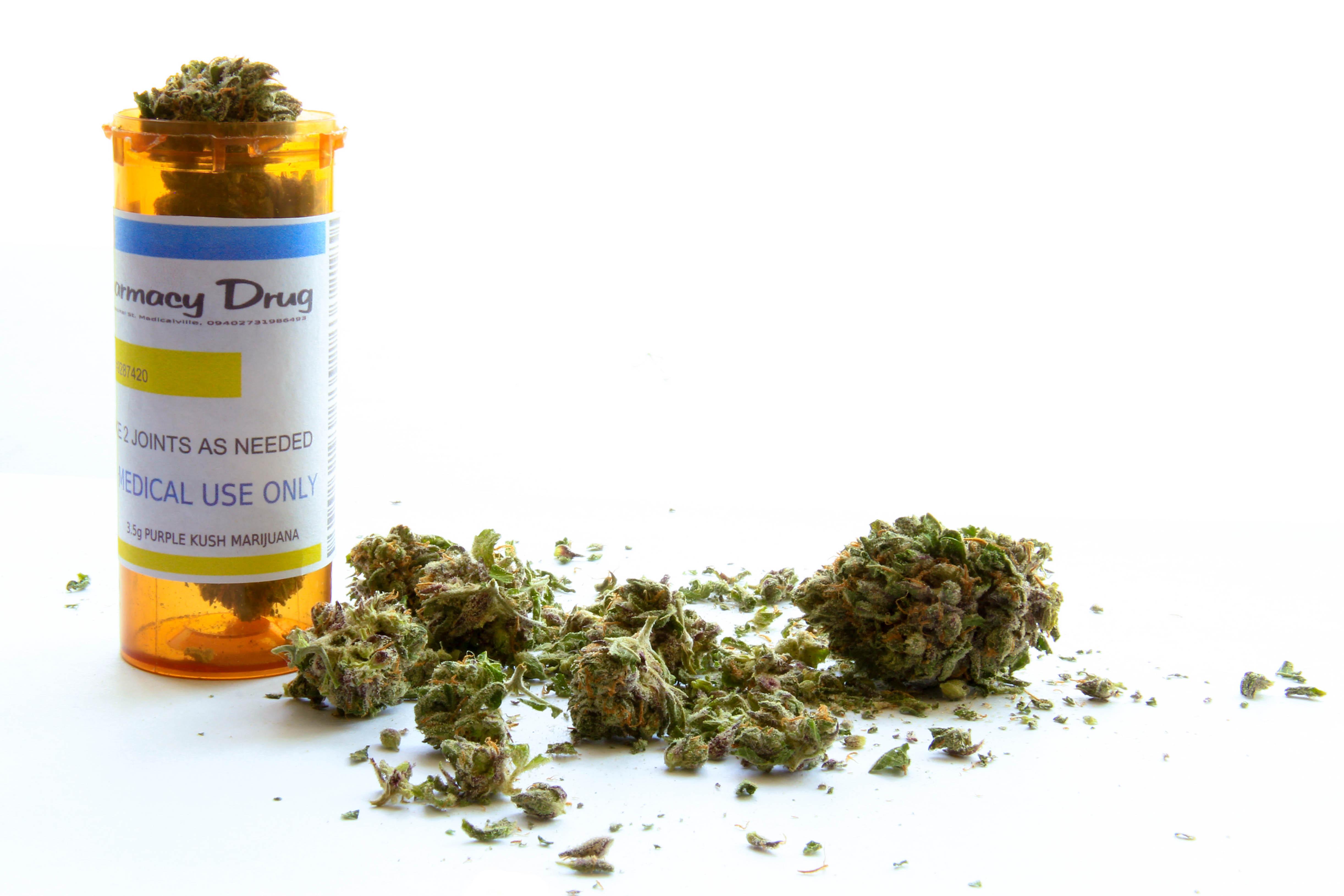 Marijuana may have limited medical value. That's okay.