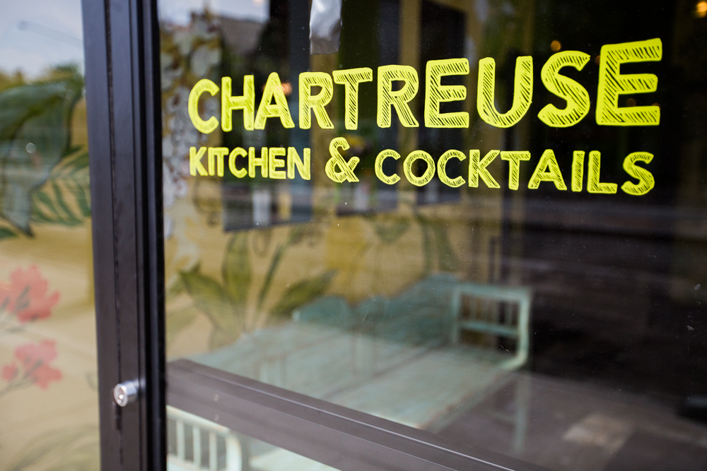 Chartreuse.