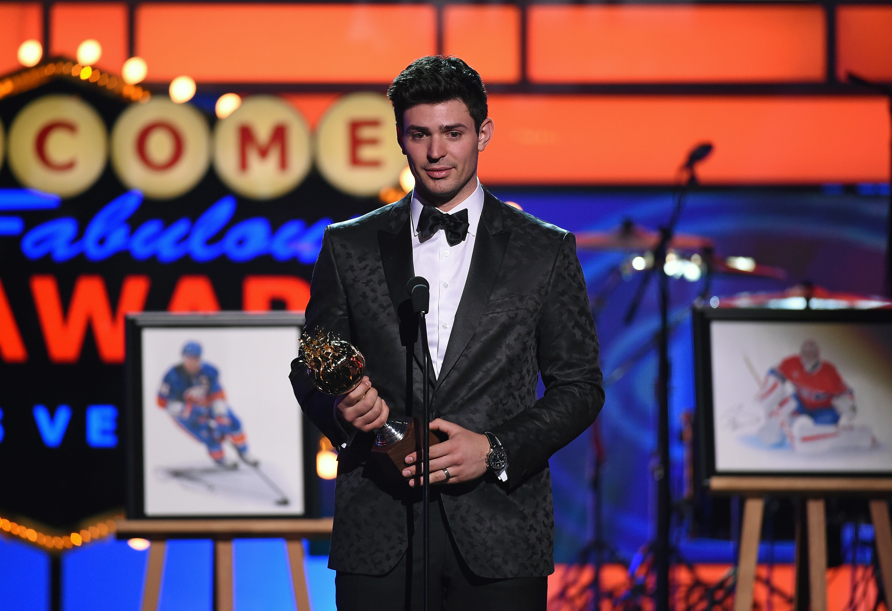 Carey Price of the Montreal Canadiens