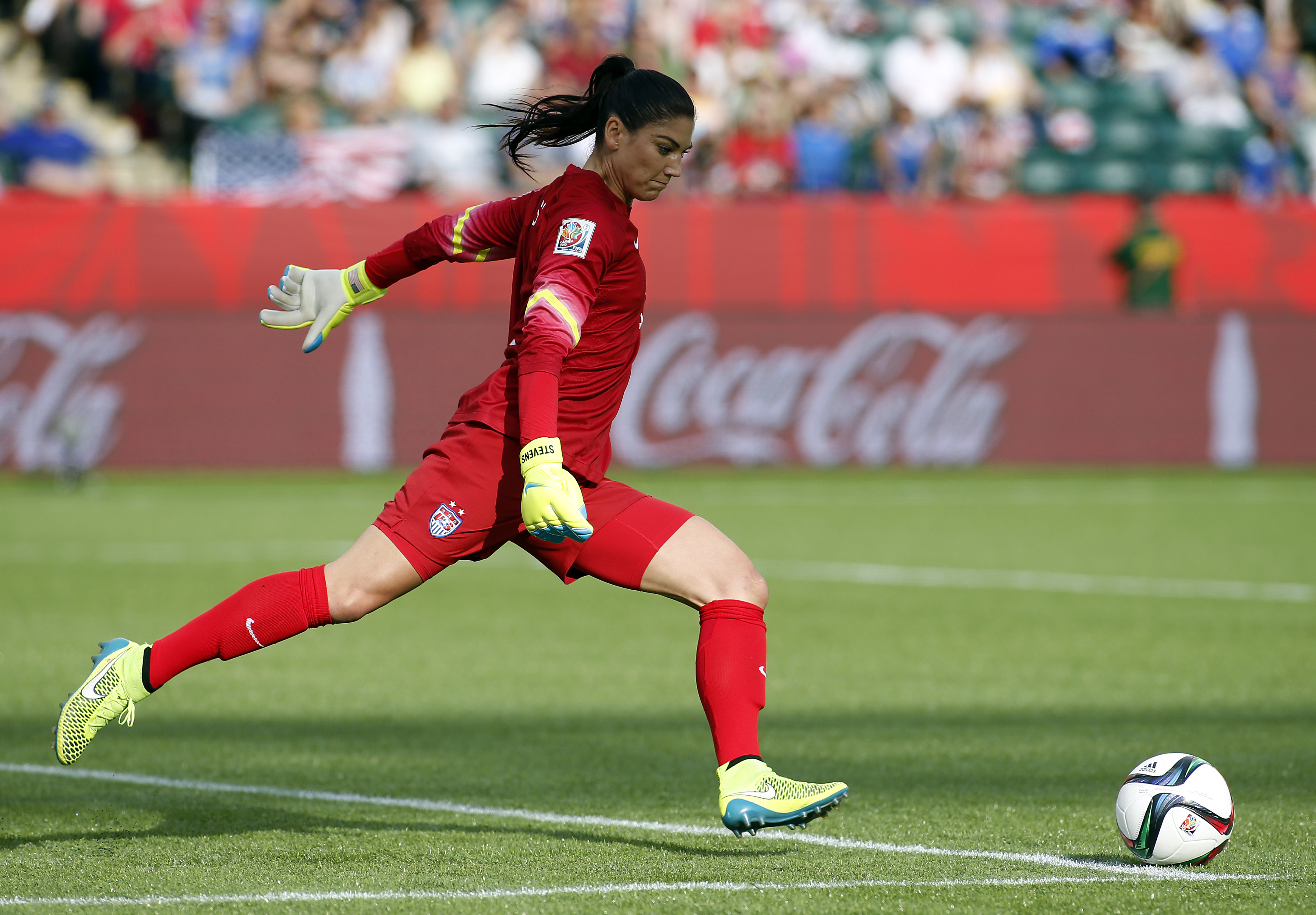Hope Solo is key to the World Cup aspirations of the United States