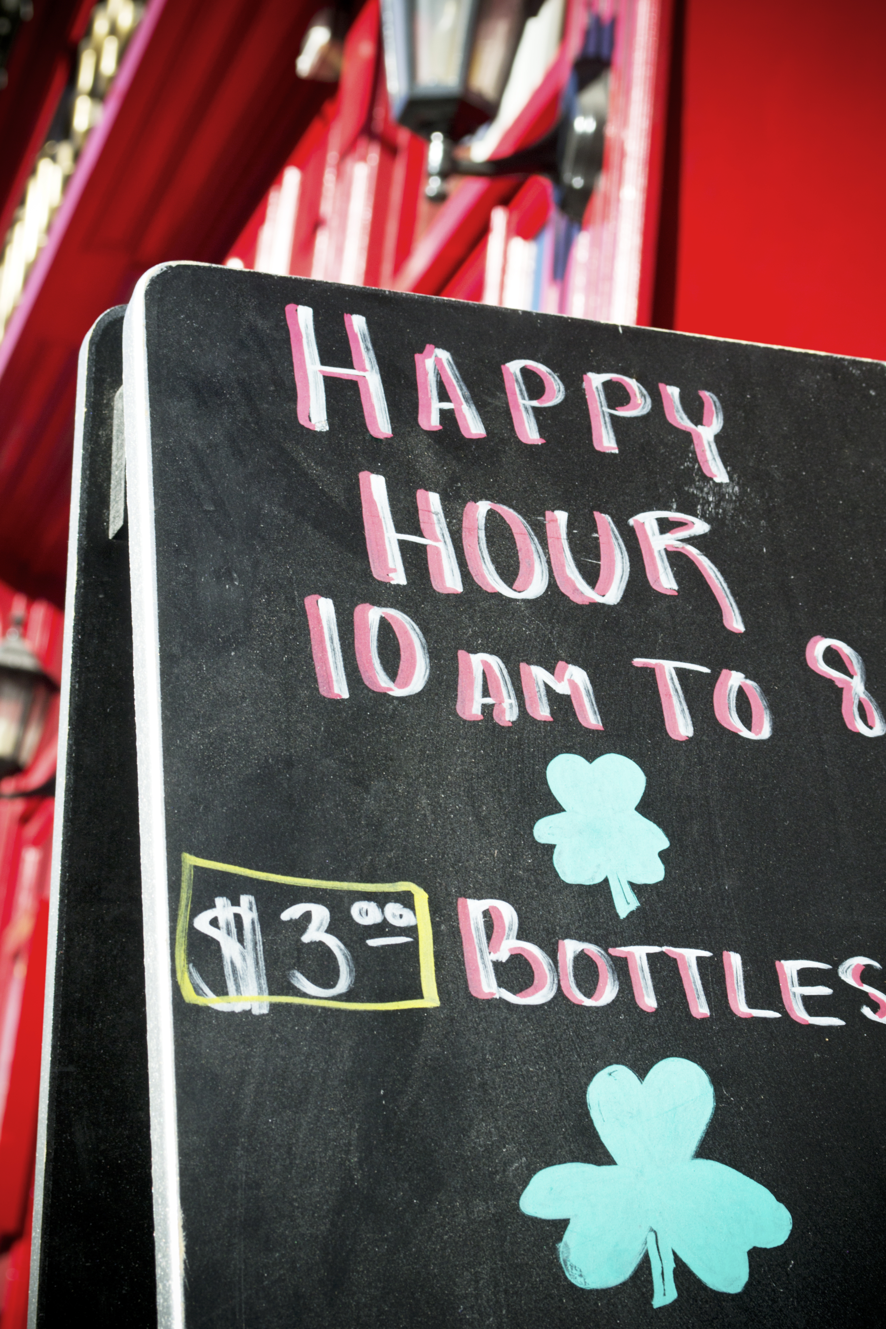 The debate over happy hour in Illinois continues.