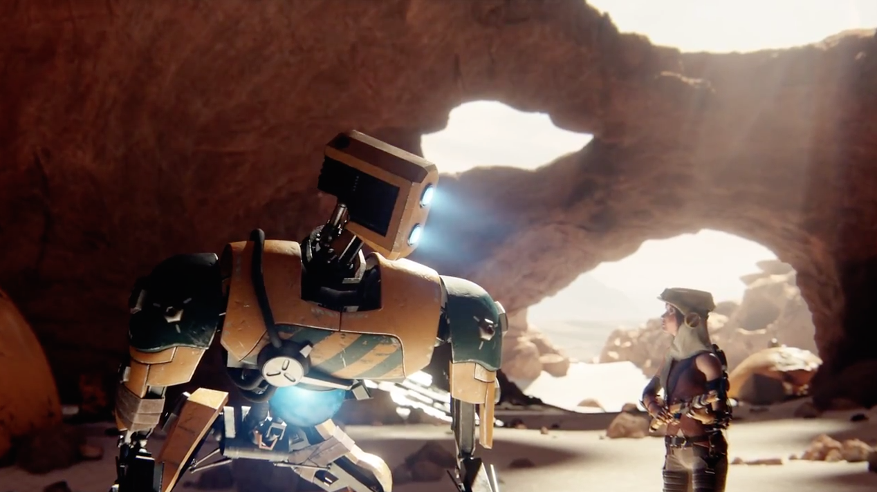ReCore: How two companies are making one game with only an ocean between them