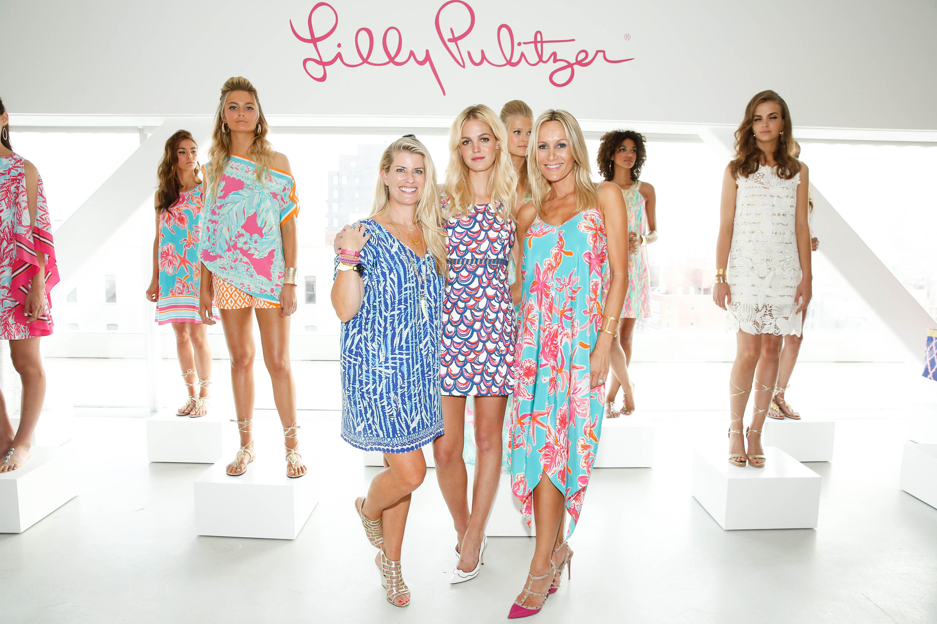 bc42e77d5908 Lilly Pulitzer Will Stamp Its Patterns All Over Your Snapchat