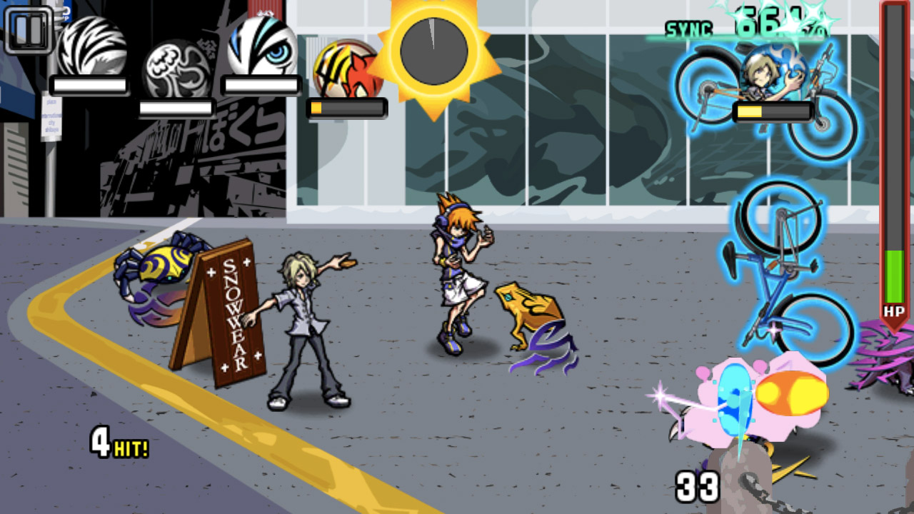 The World Ends With You returns to iOS after months-long absence