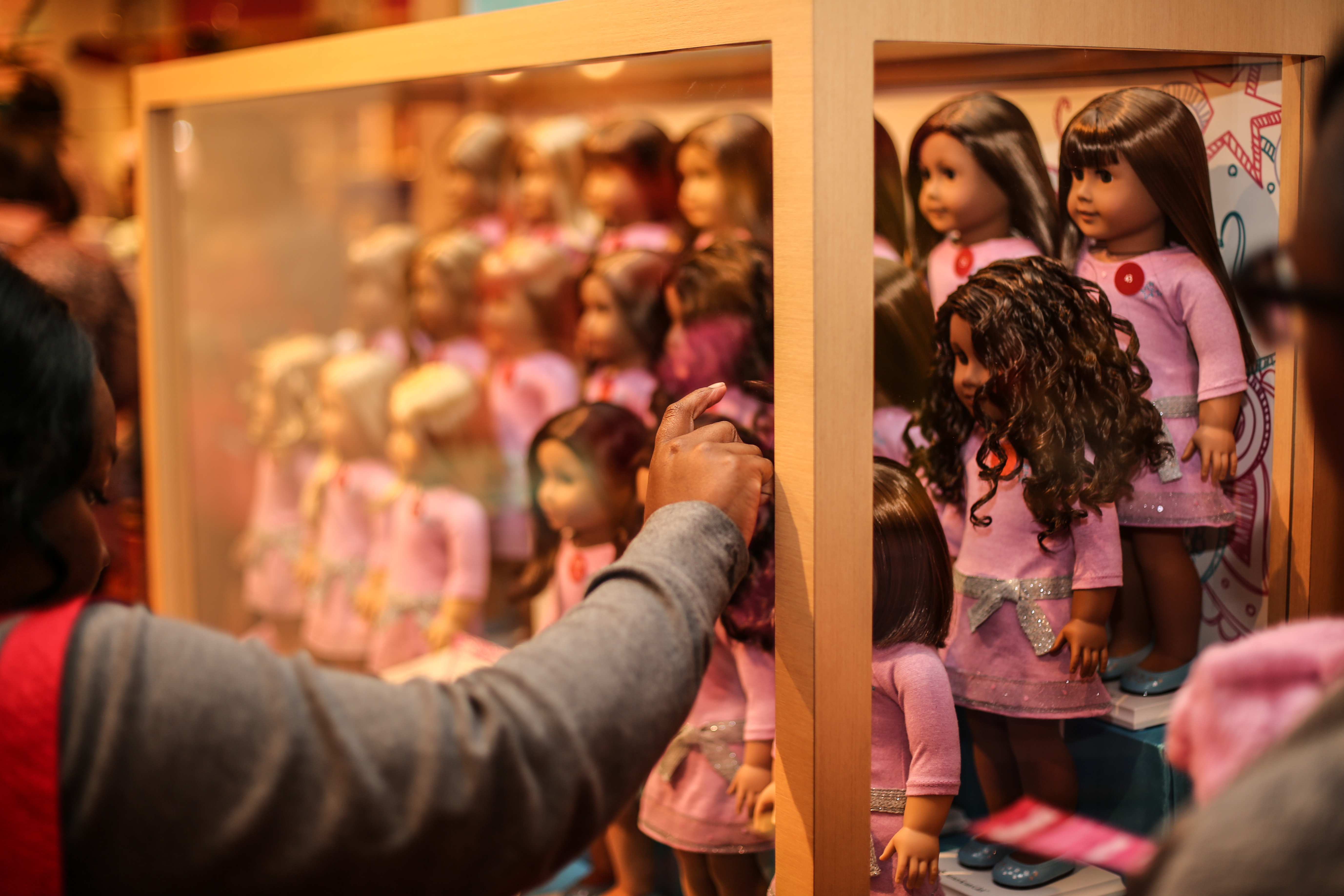 All Dolled Up: The Enduring Triumph of American Girl