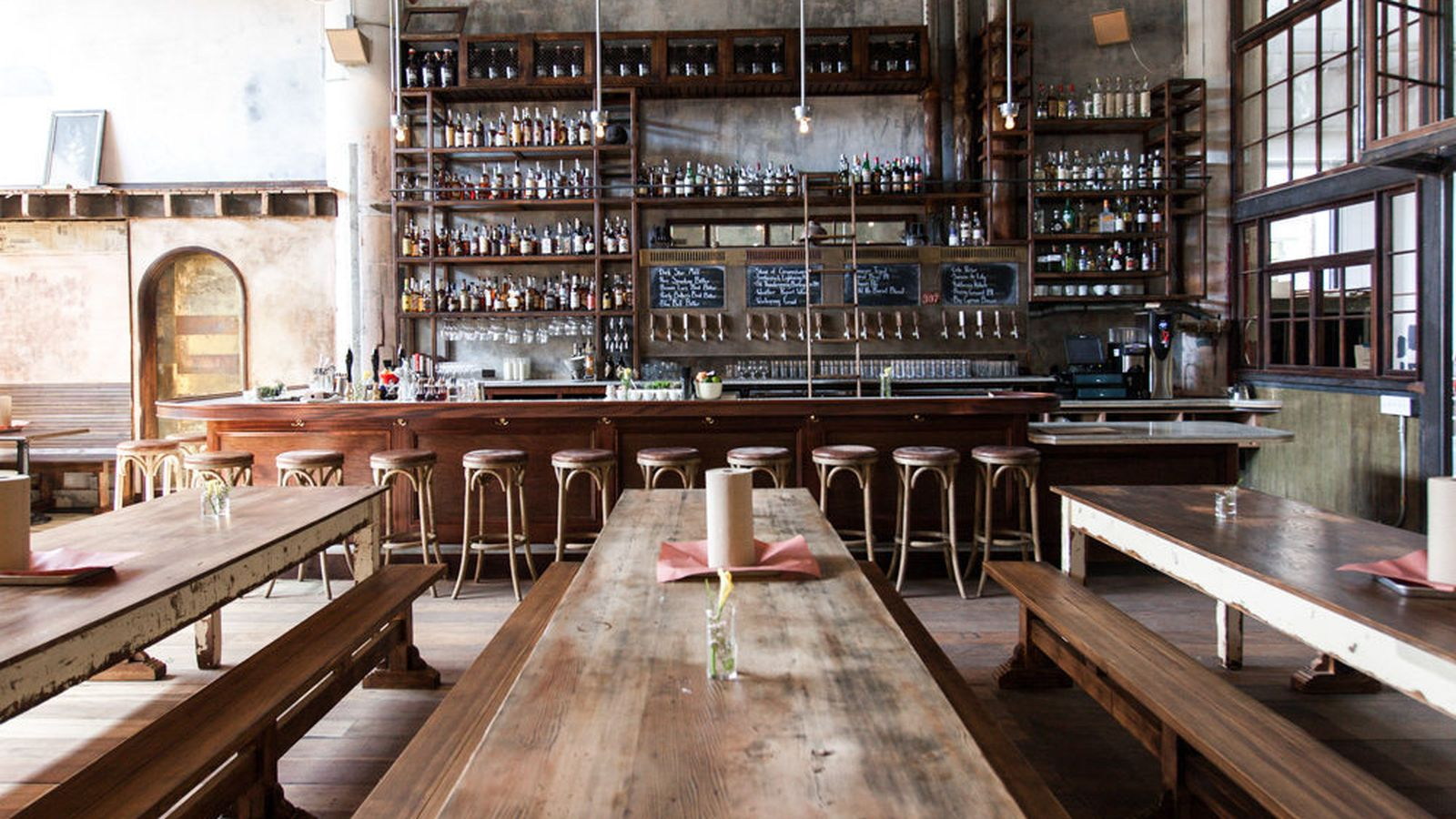 Decompress With Booze at The Clift Hotel; Eat Smokestack's Fourth of July Meats at Home