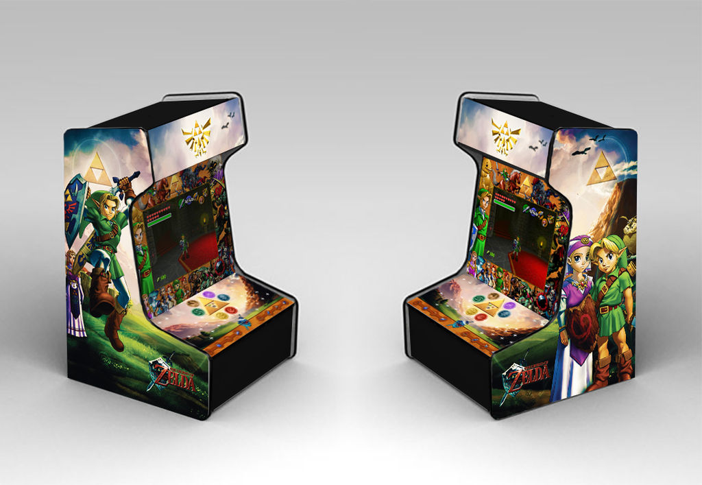 How to turn The Legend of Zelda: Ocarina of Time into an 11-button arcade machine