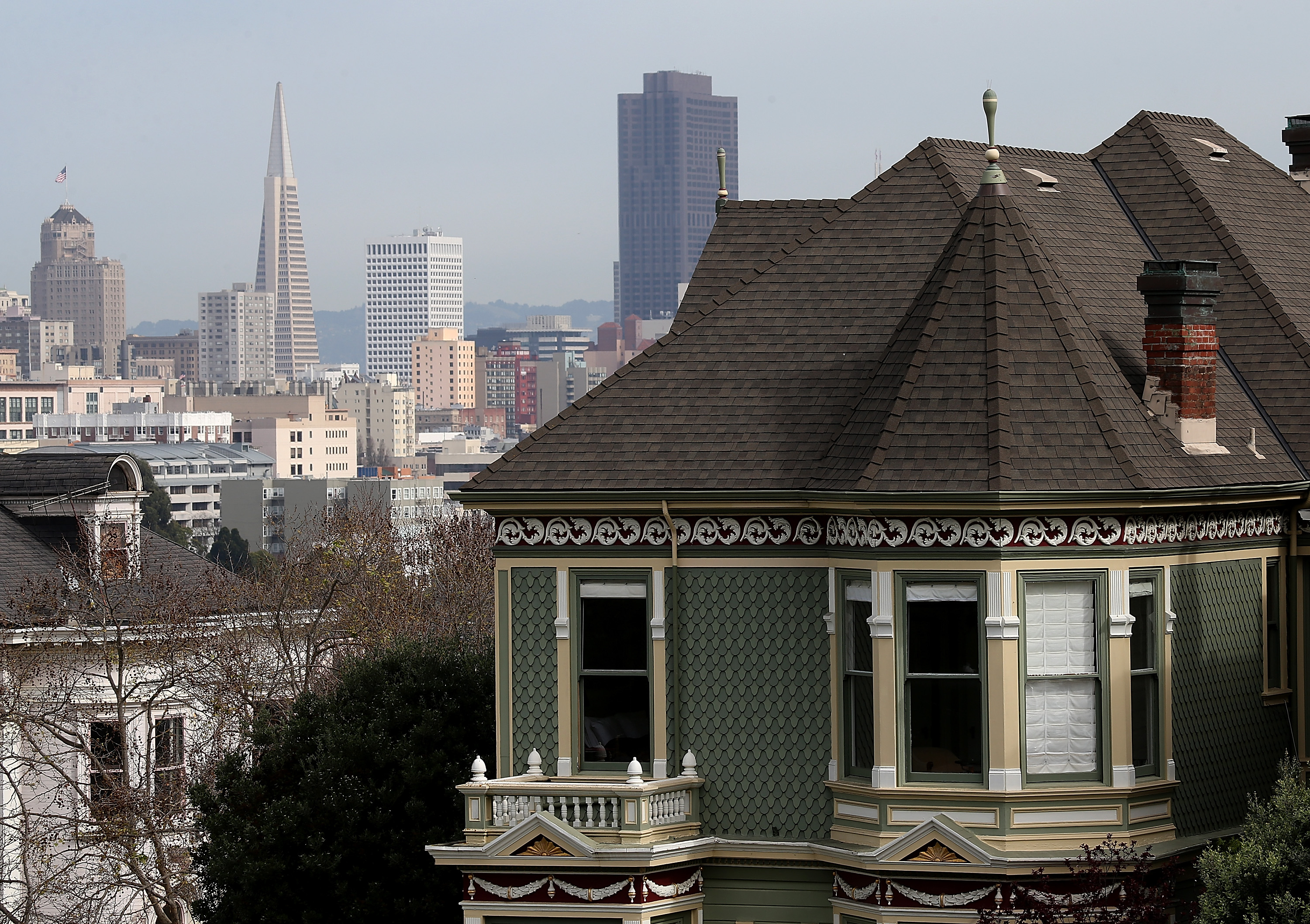 Strict housing regulations are holding back growth in San Francisco.
