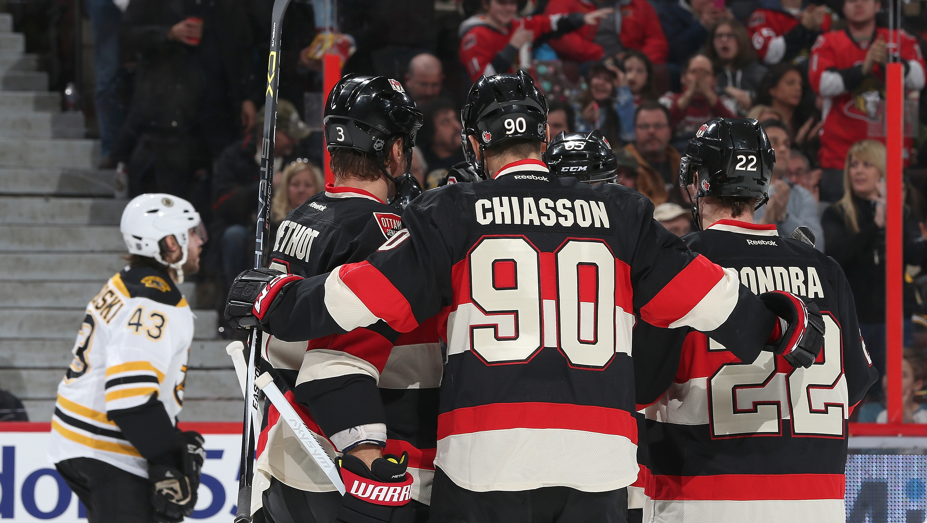 We know at least one of these players will be back with Ottawa this fall