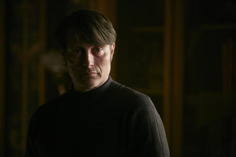 Hannibal (Mads Mikkelsen) would very much appreciate the kindness of a revival after his recent, tragic cancellation.