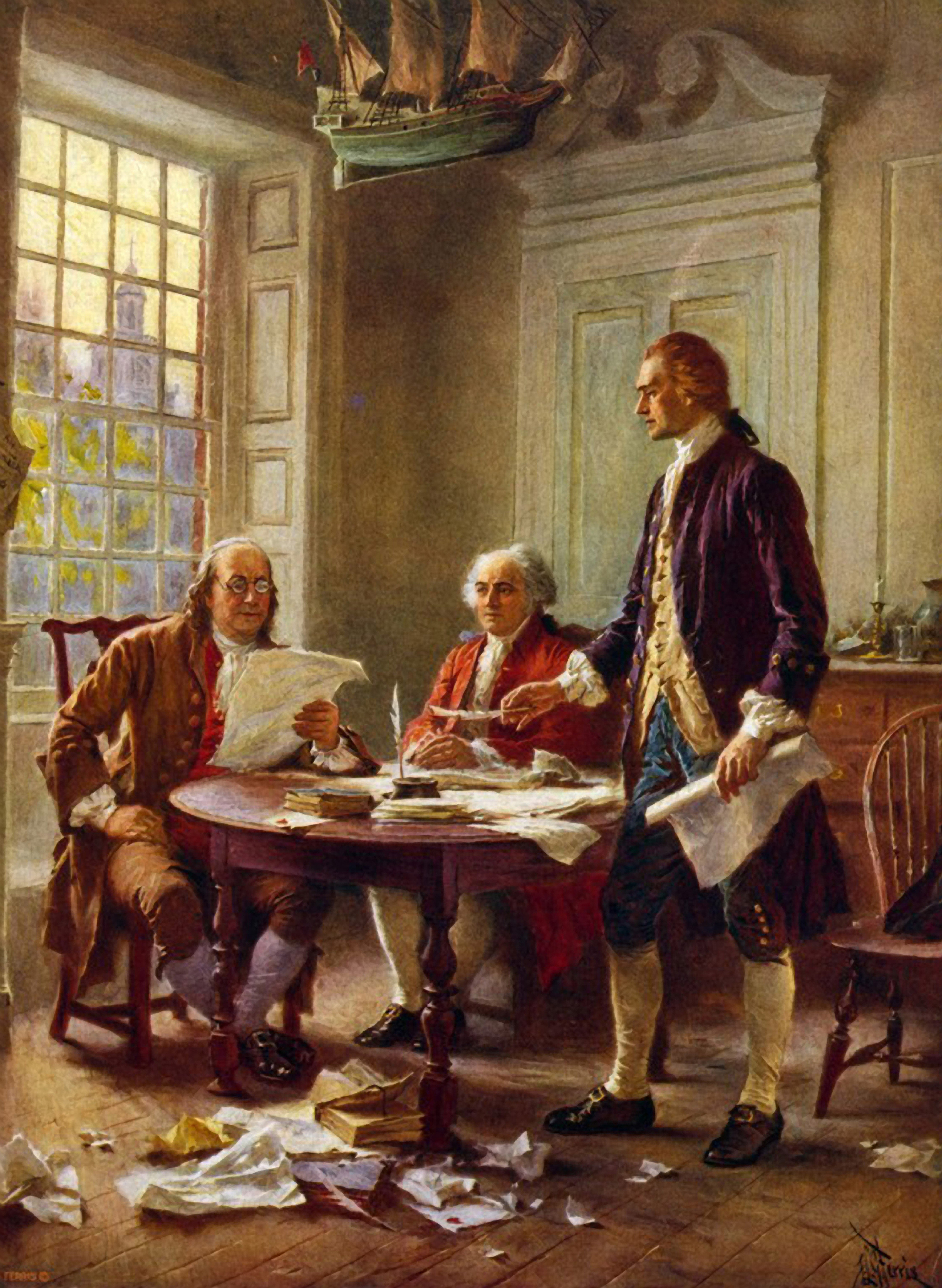 John Adams was sure we'd all celebrate July 2nd, not July 4th