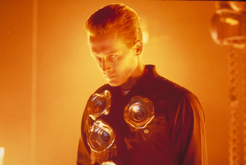 Terminator 2 was made great by its practical effects