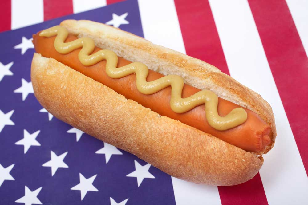 What Is America's Most Patriotic Dish?