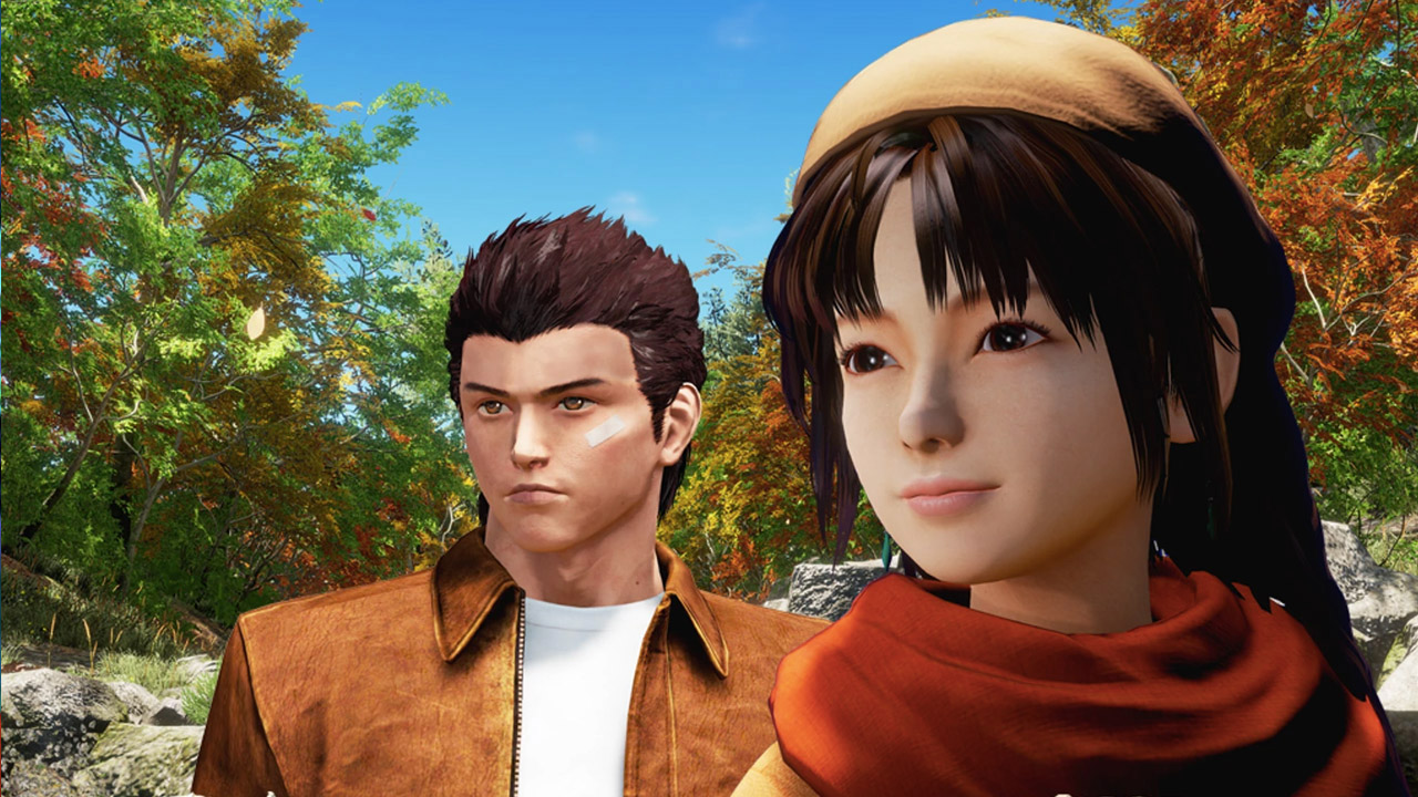 Shenmue 3 promises on-disc release for PlayStation 4