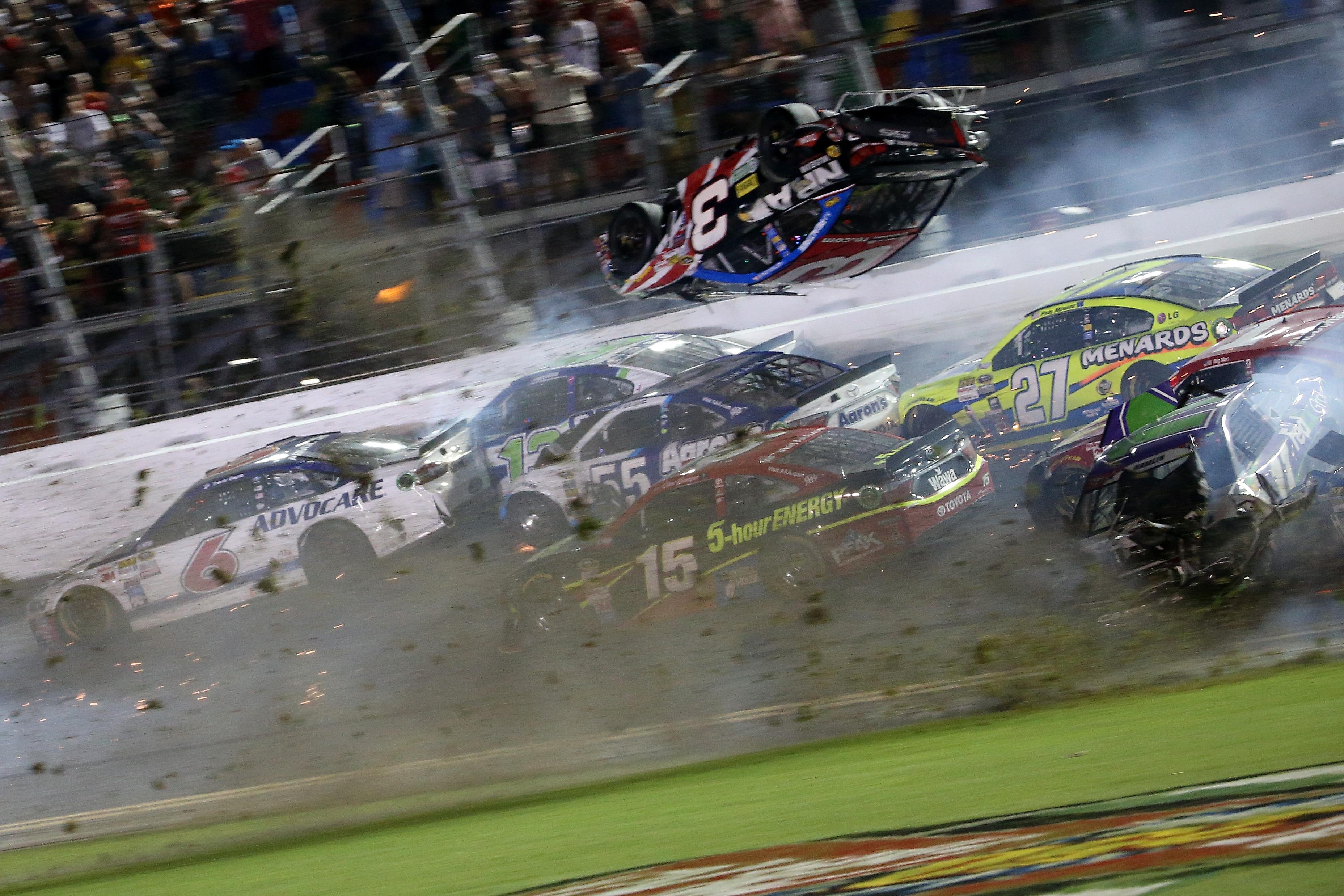 Dale Earnhardt Jr.: Austin Dillon's crash 'scared the s*** out of me'