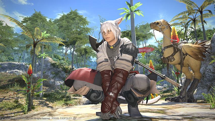 Square Enix halts Final Fantasy 14: A Realm Reborn Mac sales, offers refunds