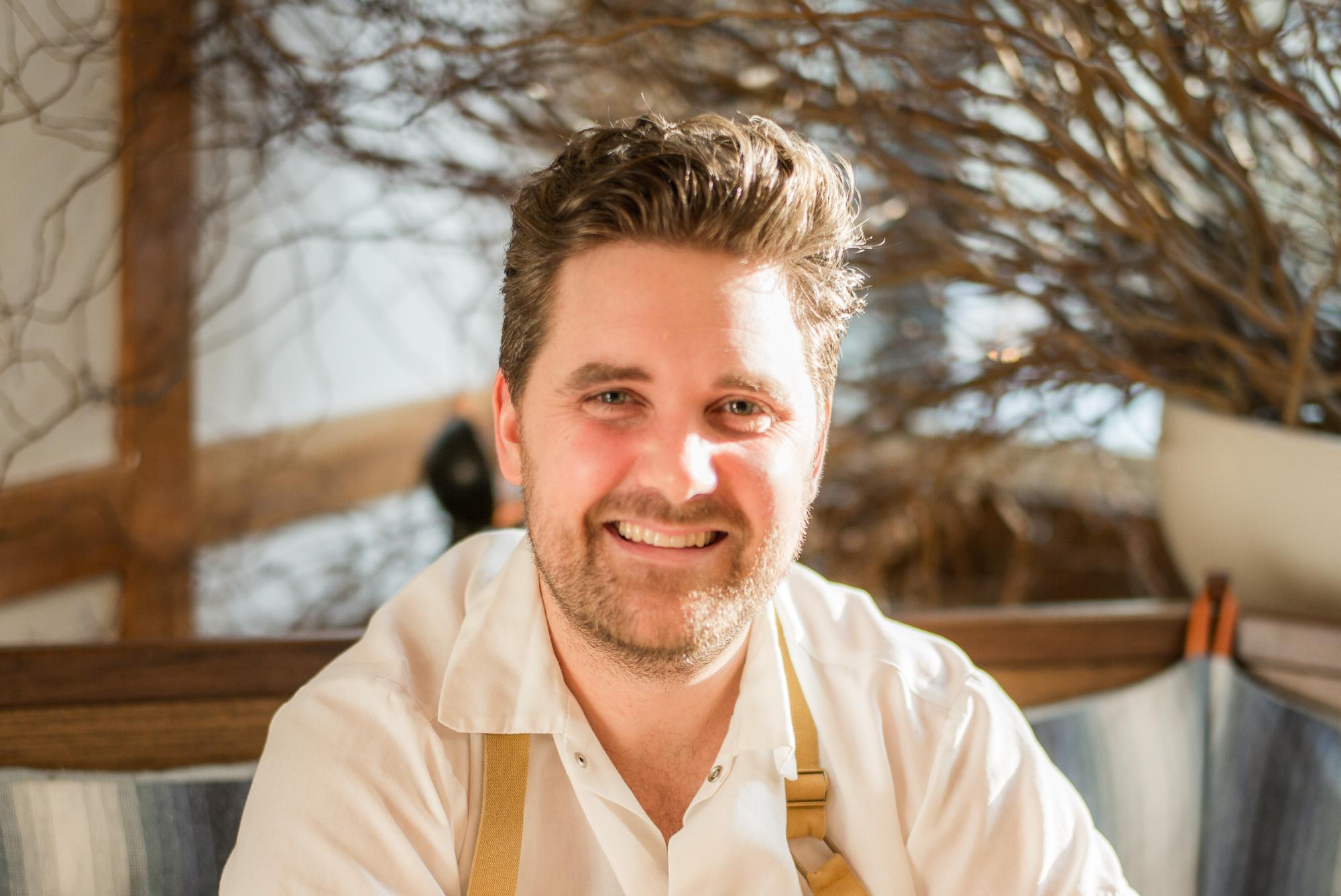 Dovetail chef/owner John Fraser