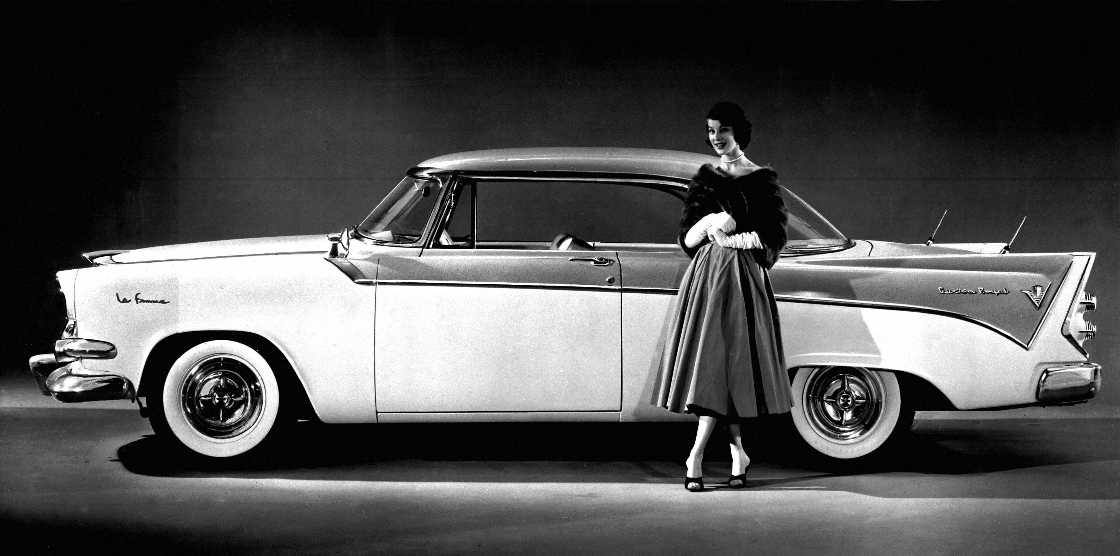 The 1955 Dodge La Femme. Photo: FCA