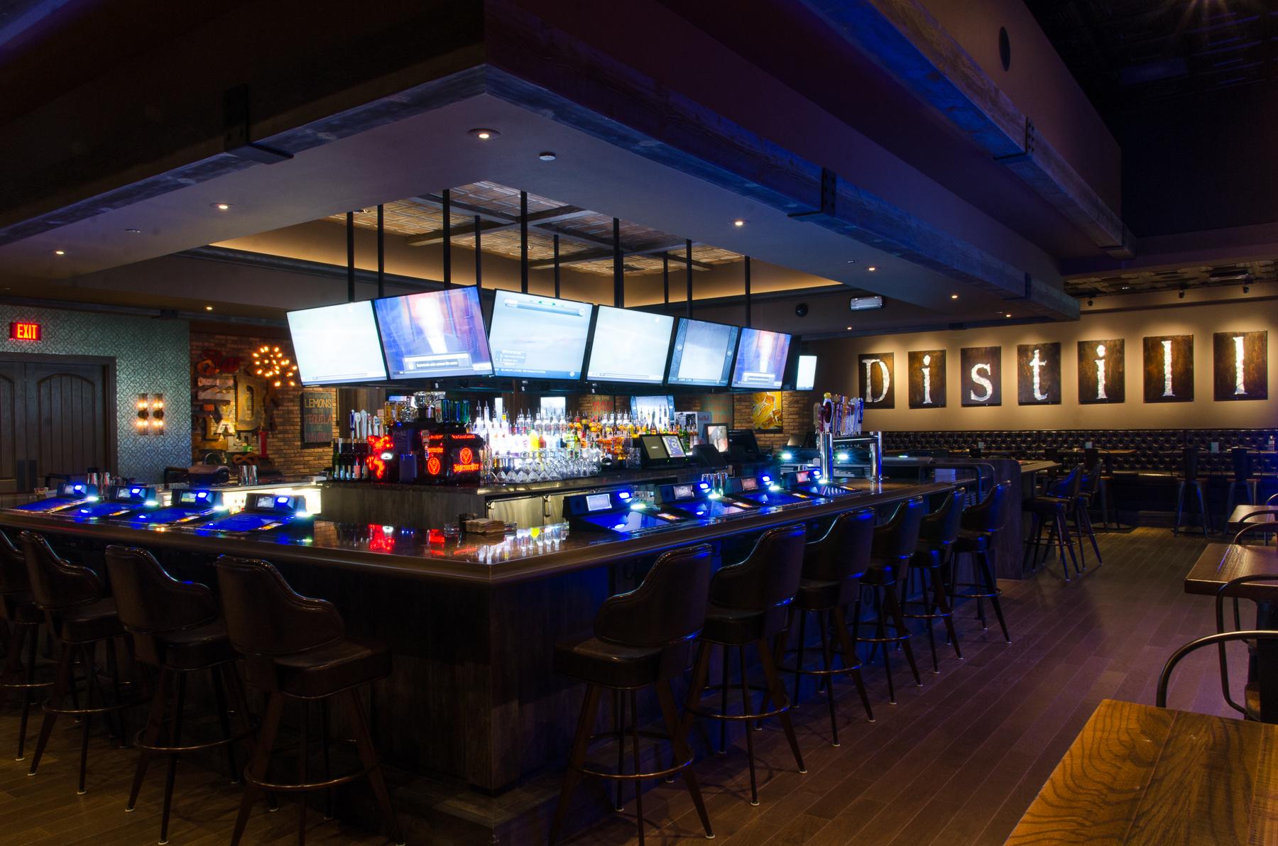 Distill — A Local Bar