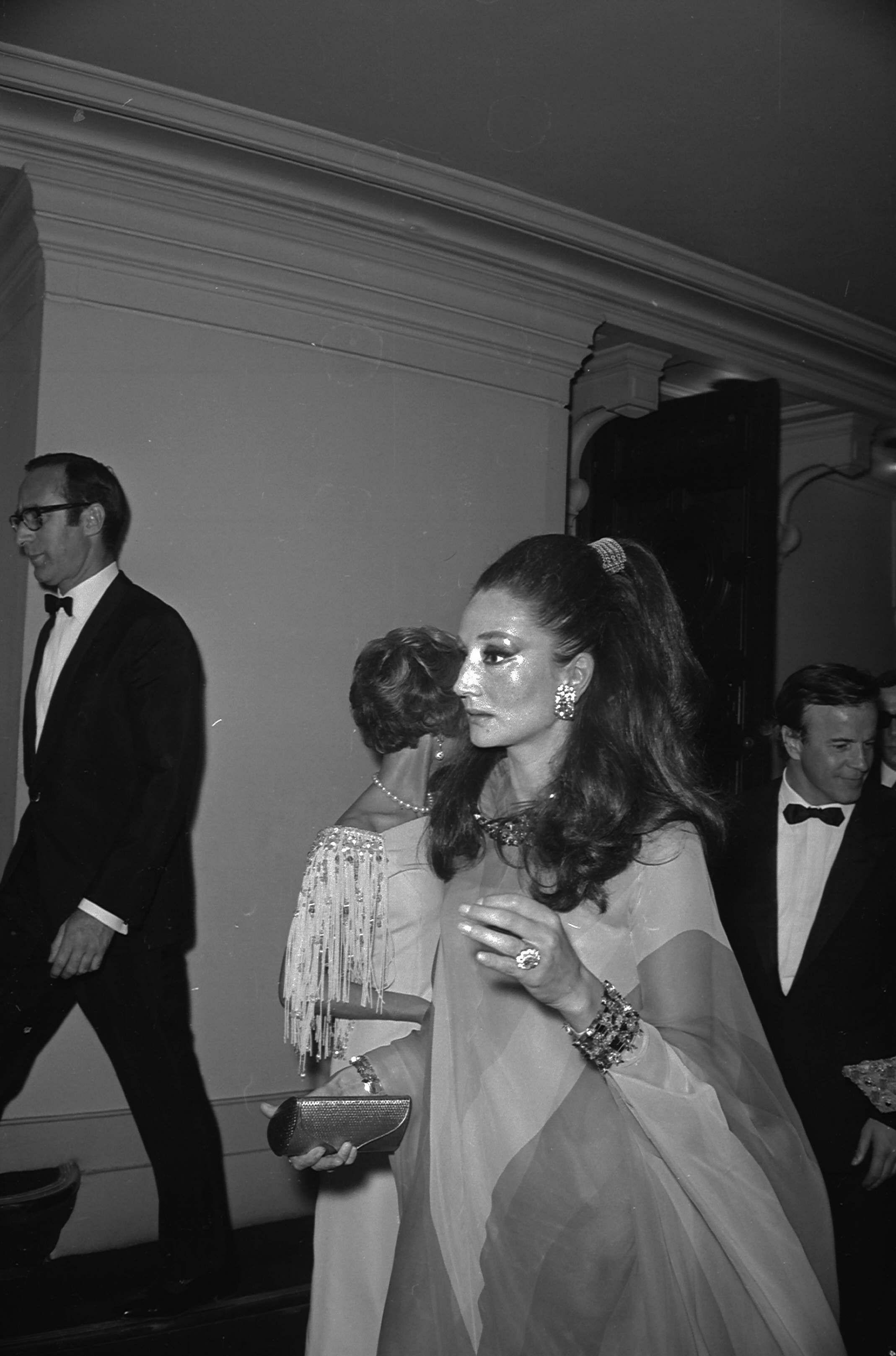 Jacqueline de Ribes in 1965.
