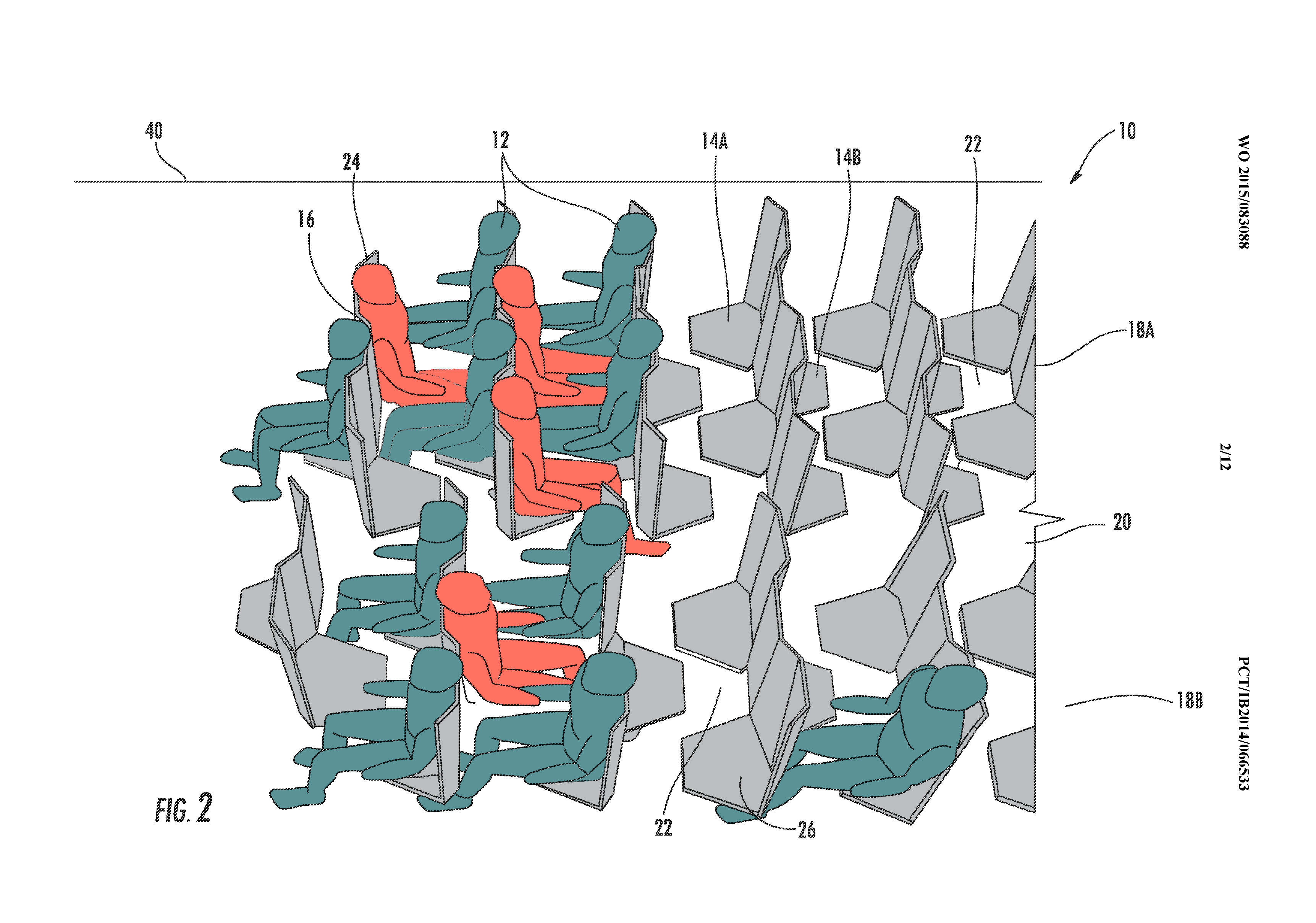 Let's all pray this idea for hellish airplane seating never becomes a reality