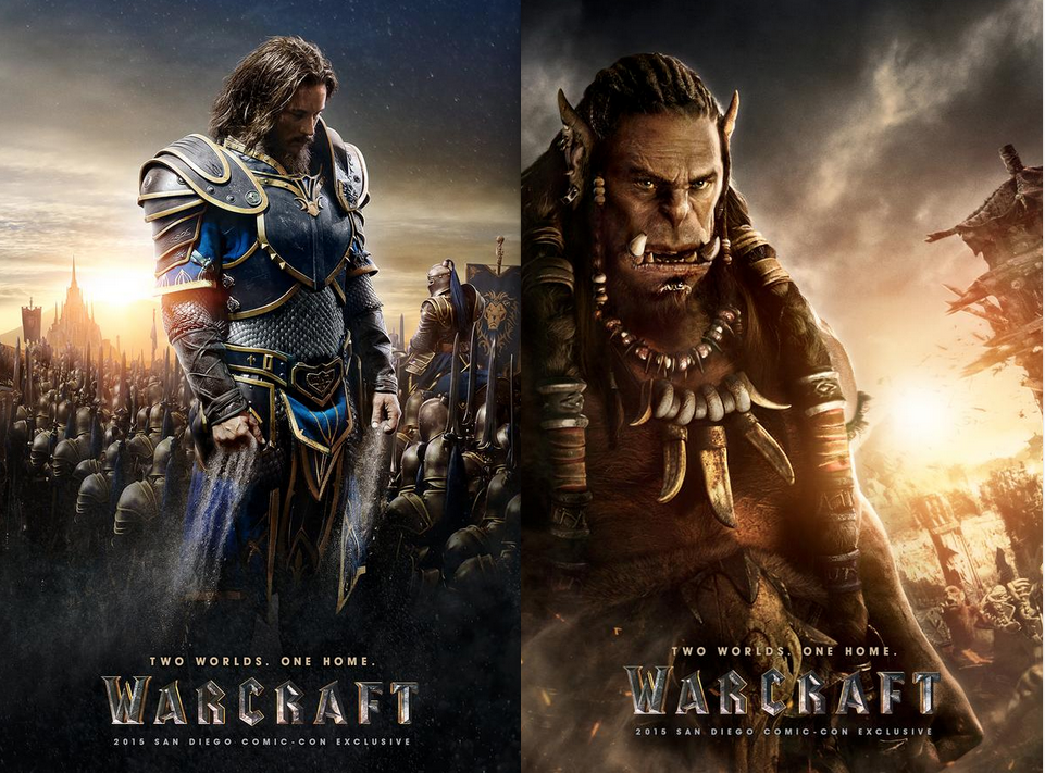 The Warcraft movie has new character art