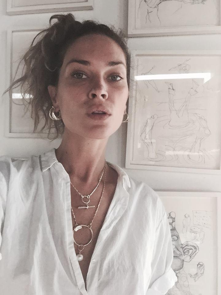 Venice Hippie Model Erin Wasson Launches Fine Jewelry