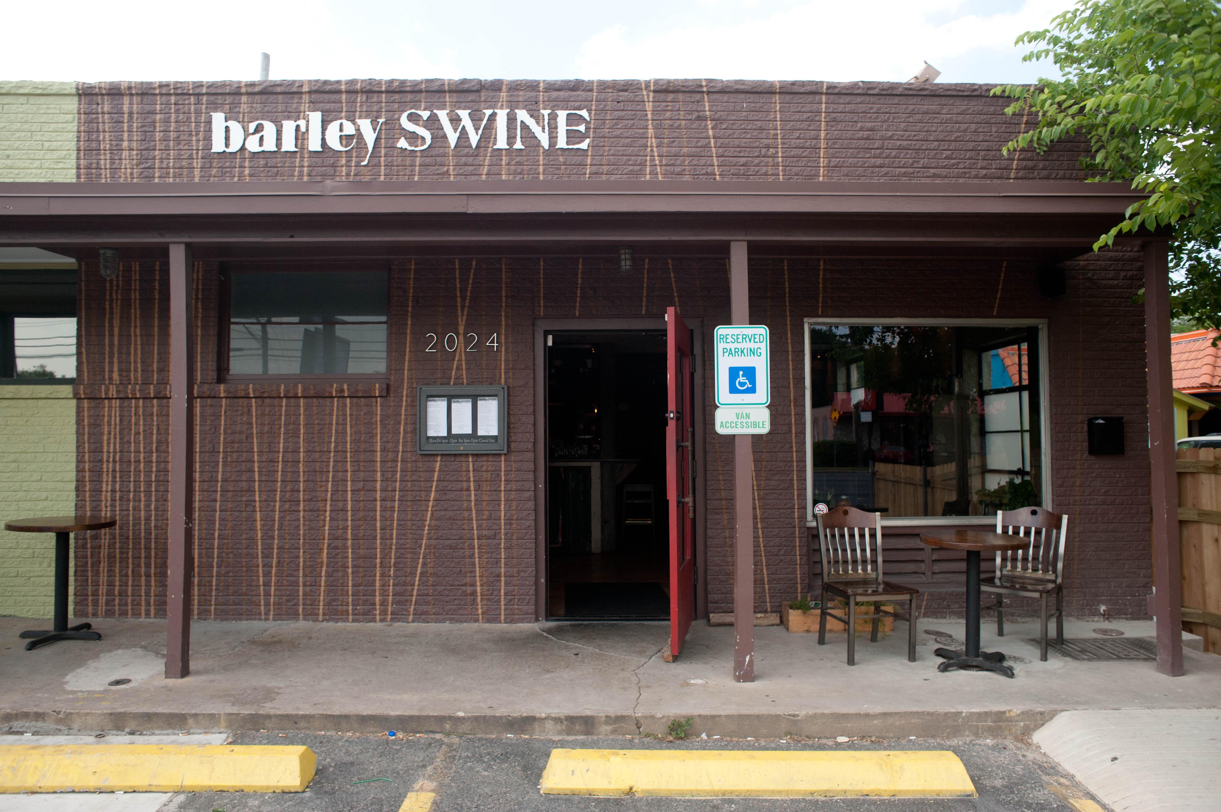 Barley Swine on South Lamar