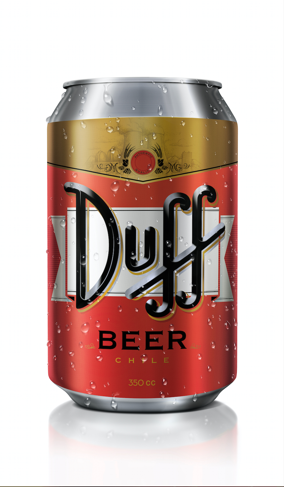 Simpsons'-Sanctioned Duff Beer Headed for South America and Europe