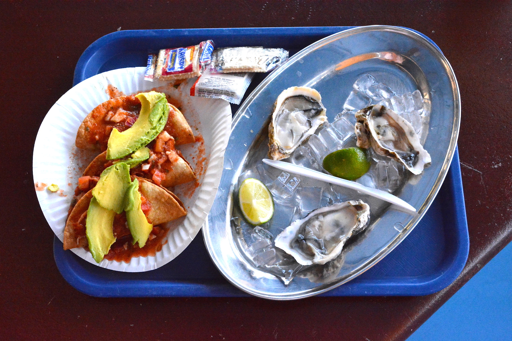 Via-Mar Seafood, Highland Park