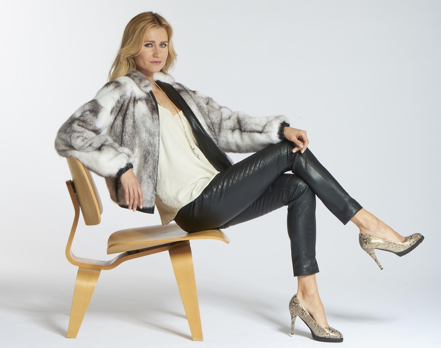 Anyi Lu Launches 4-Inch Stilettos That Won't Make Your Feet Hurt