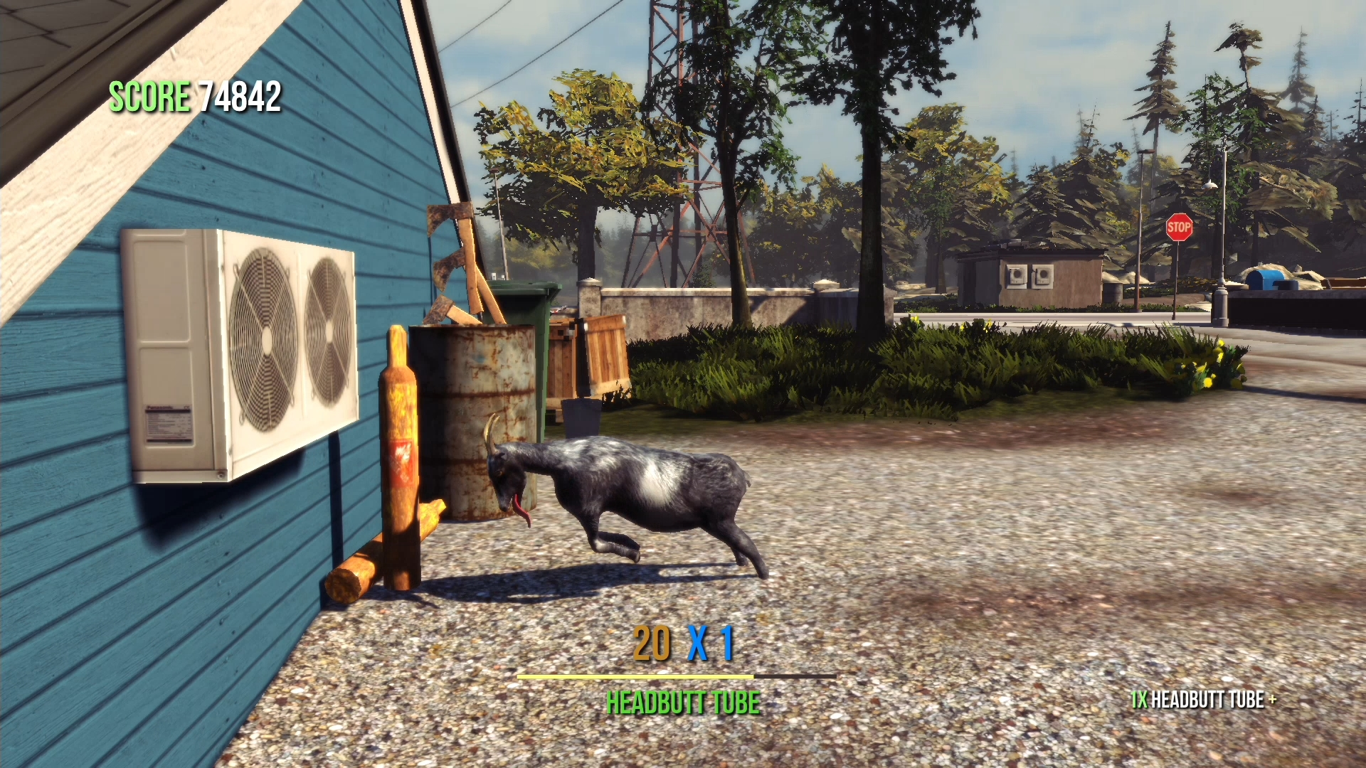 Goat Simulator coming to PS4 and PS3 in August
