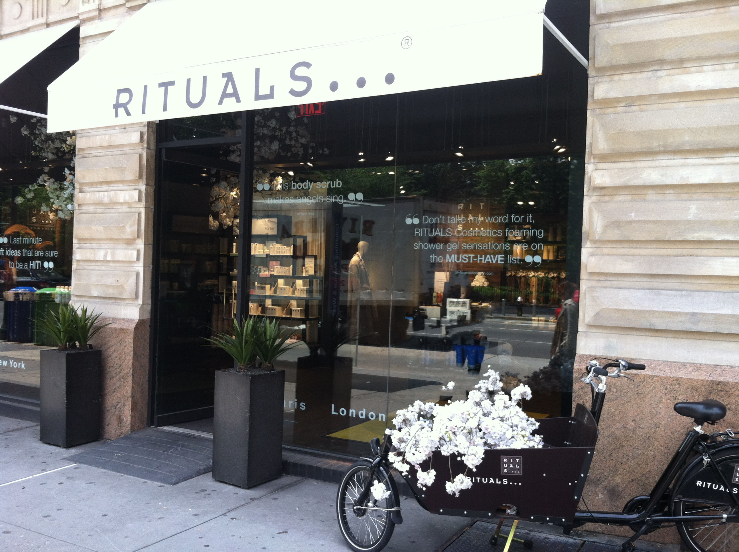 The Upper West Side store