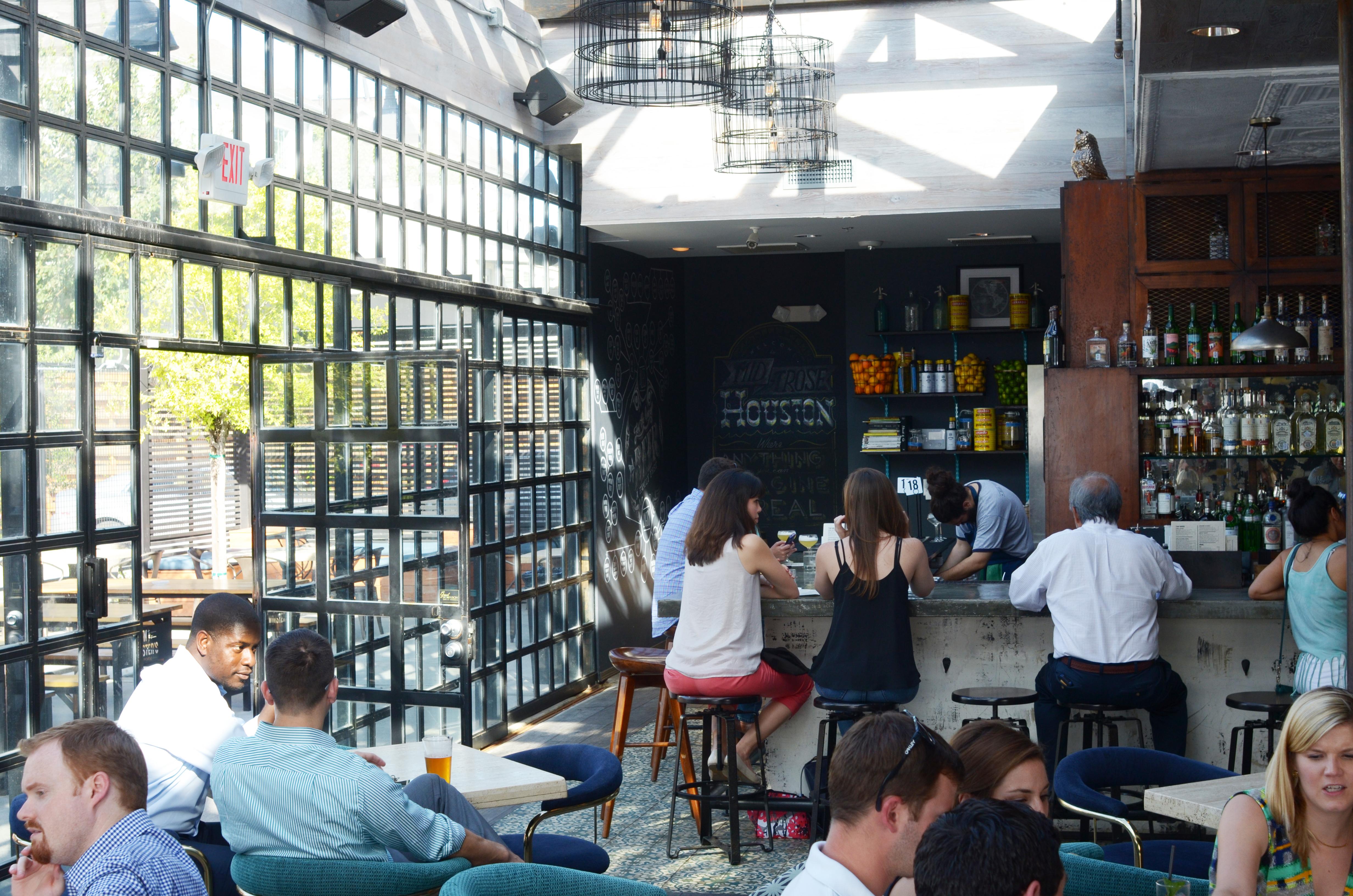 Wooster's Garden Bar