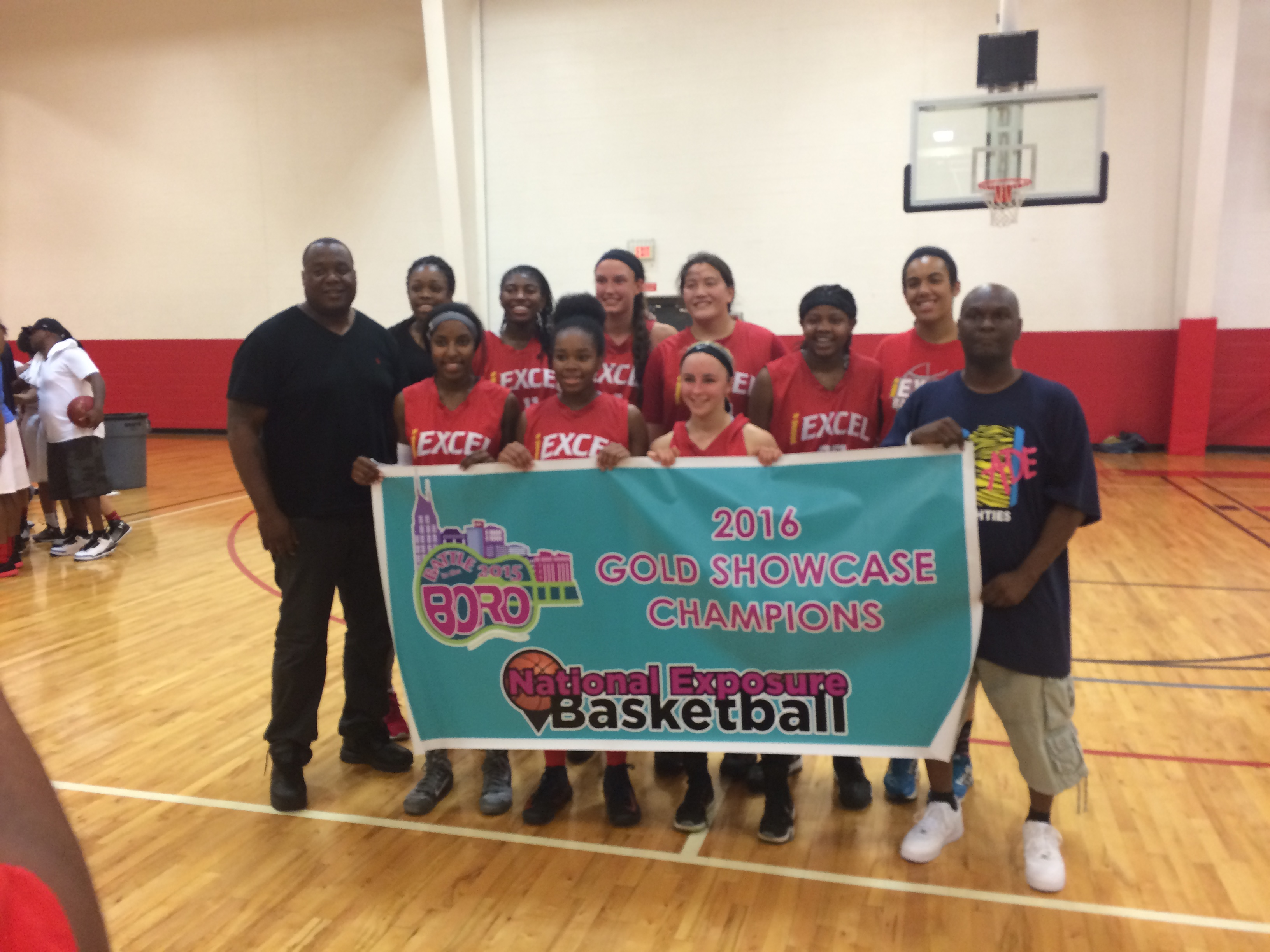 IExcel, 2015 Battle in the Boro 2016 Showcase Division Gold Bracket Champions