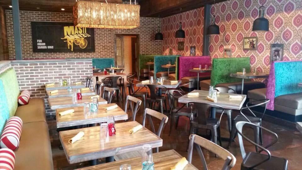 First Look at Masti Fun Indian Street Eats