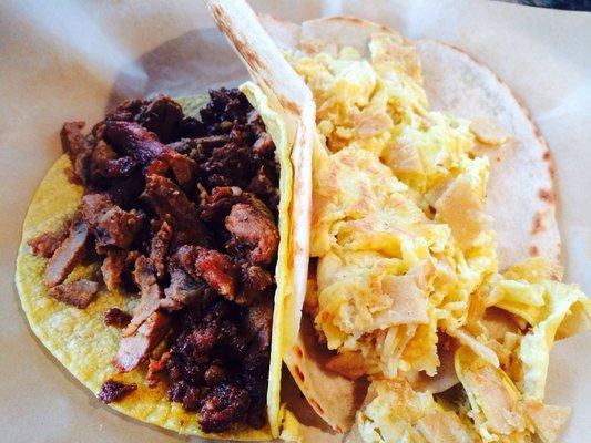 El Taquito's tacos