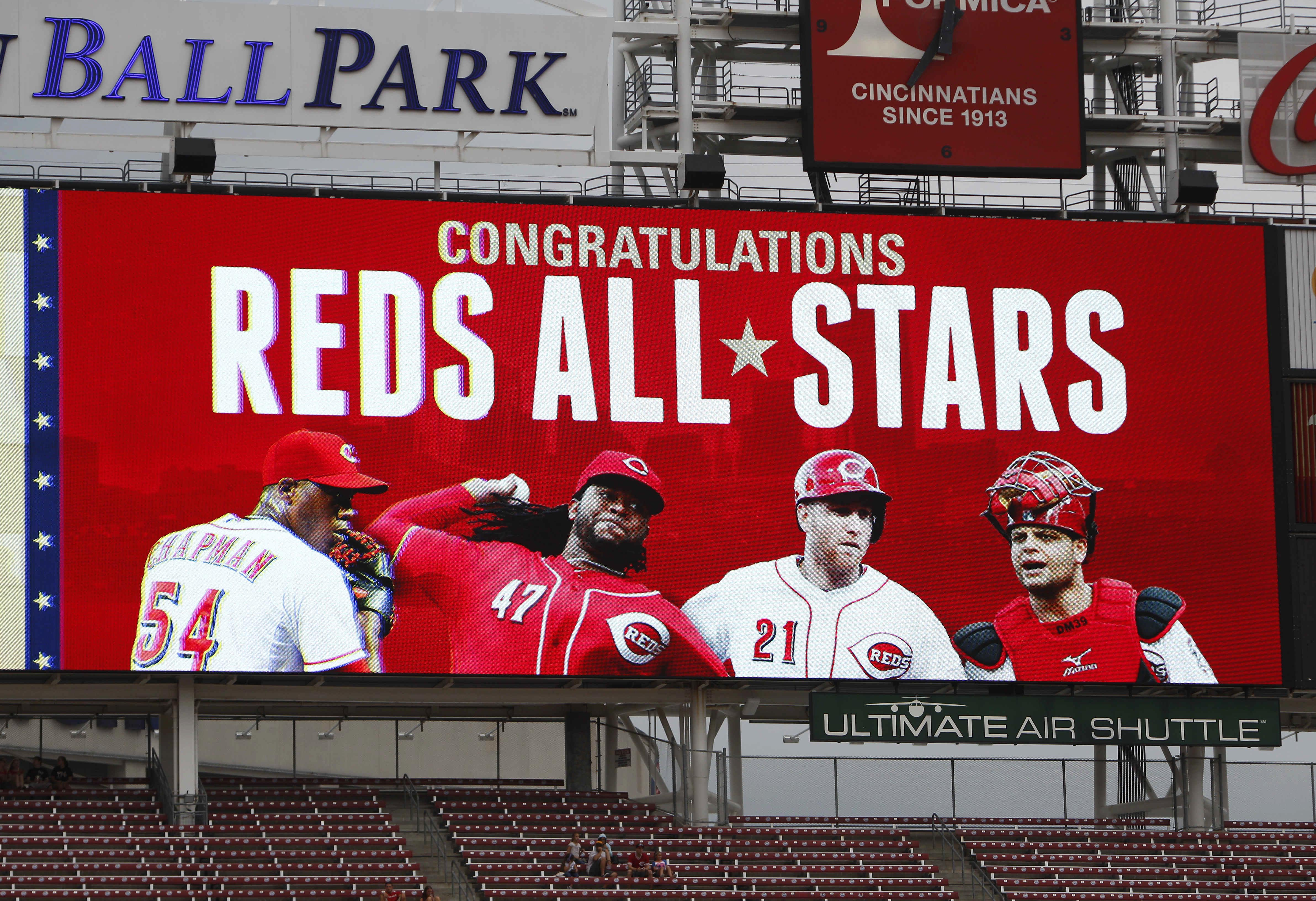 Say hey, baseball: The Reds are ready to trade (almost) everyone
